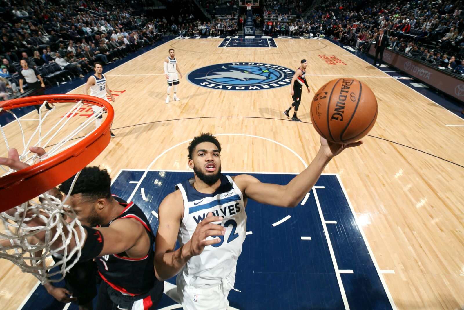 Minnesota Timberwolves: A case for Towns as best big man in the league