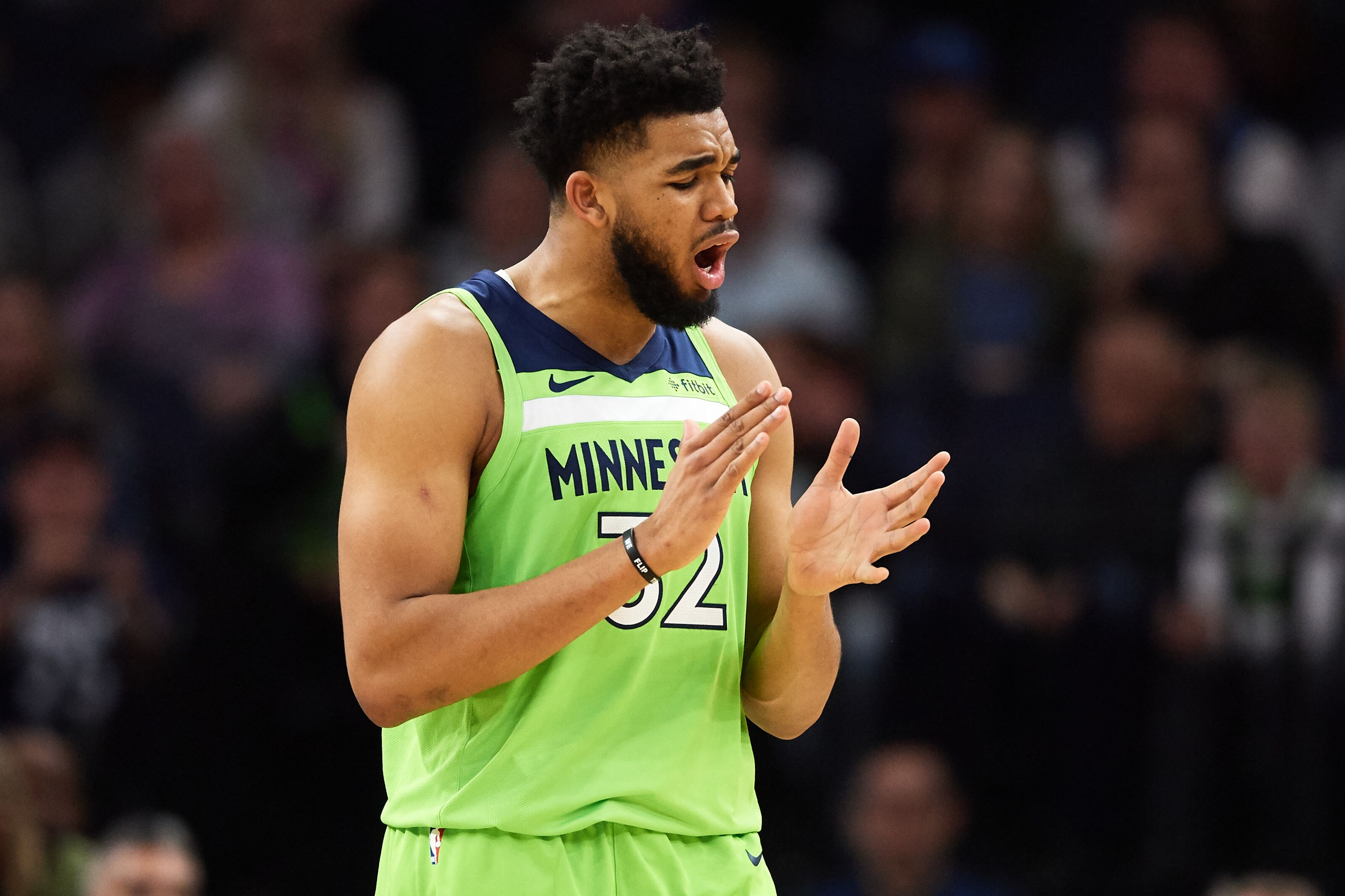 5 players Karl-Anthony Towns has a higher rating than in NBA