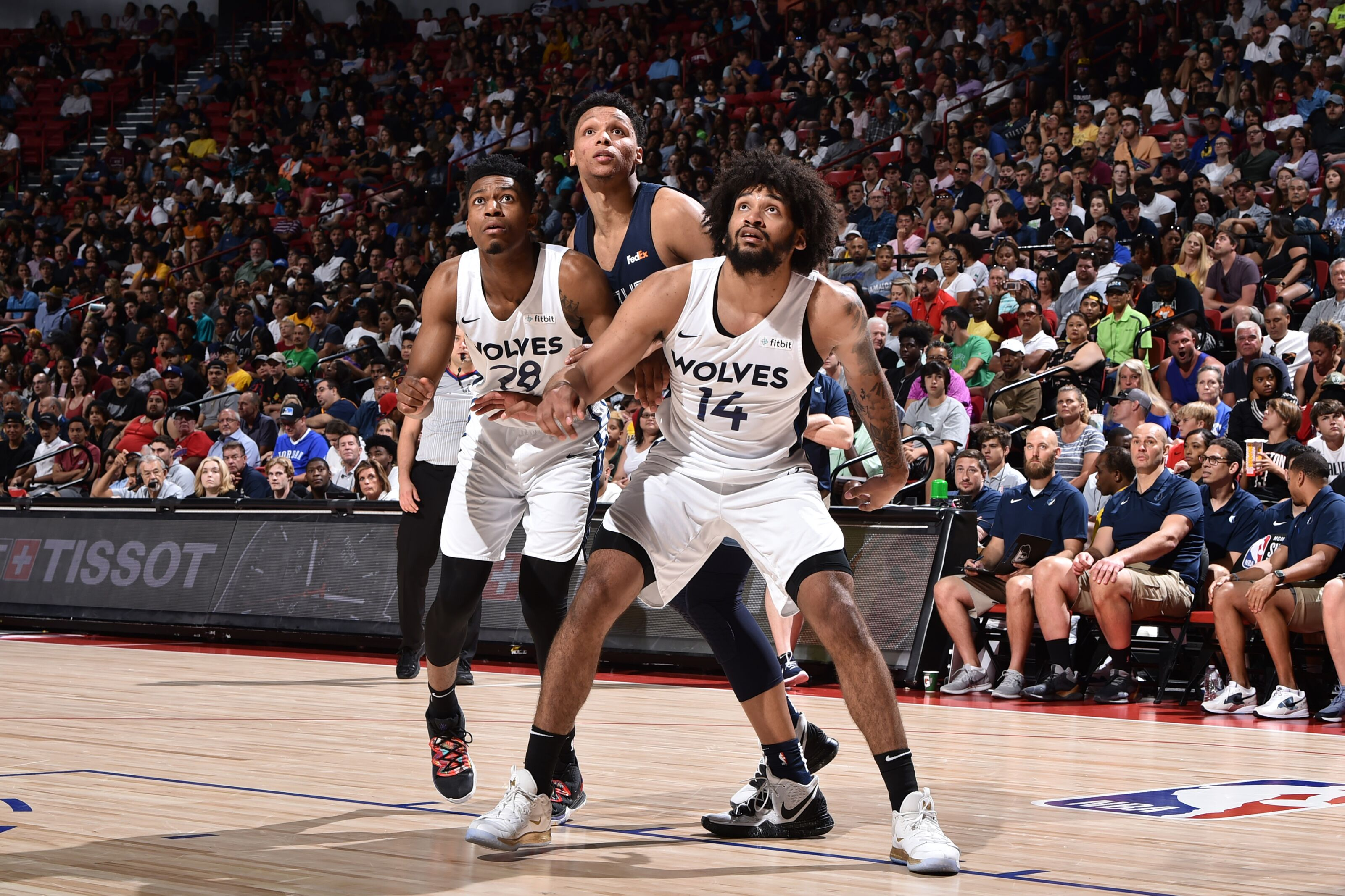 Minnesota Timberwolves sign two new guards and waive two players