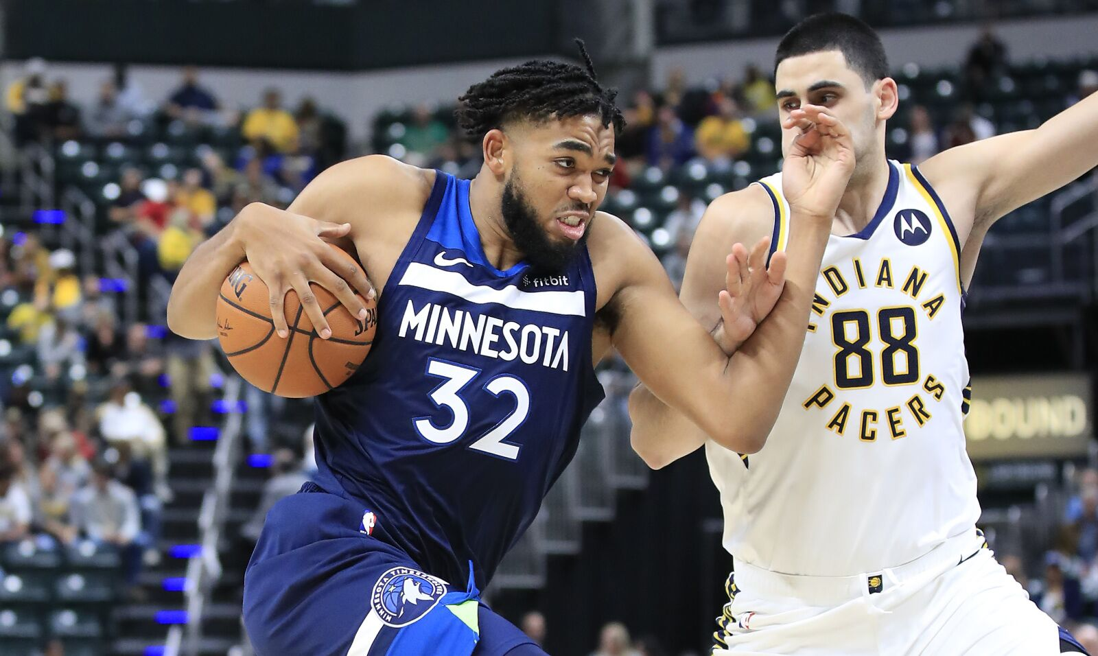 Minnesota Timberwolves: Karl-Anthony Towns is ready to lead
