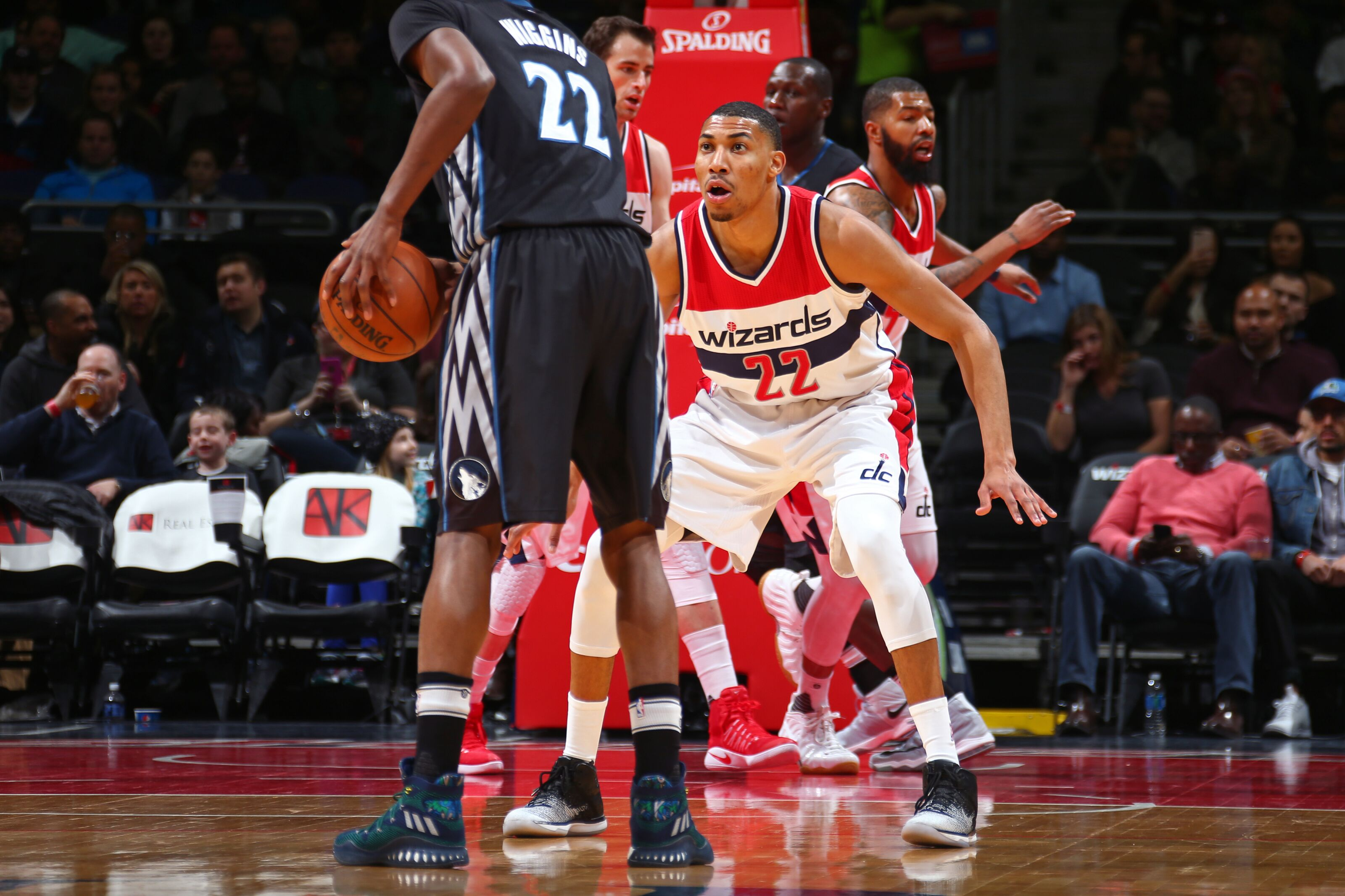 Minnesota Timberwolves: Could the Wolves swap Andrew Wiggins for Otto Porter?