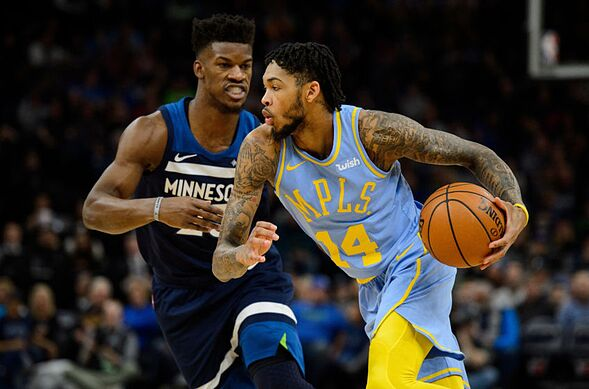 reputable site fbeb8 a741f Timberwolves: A potential Jimmy Butler trade to the LA ...