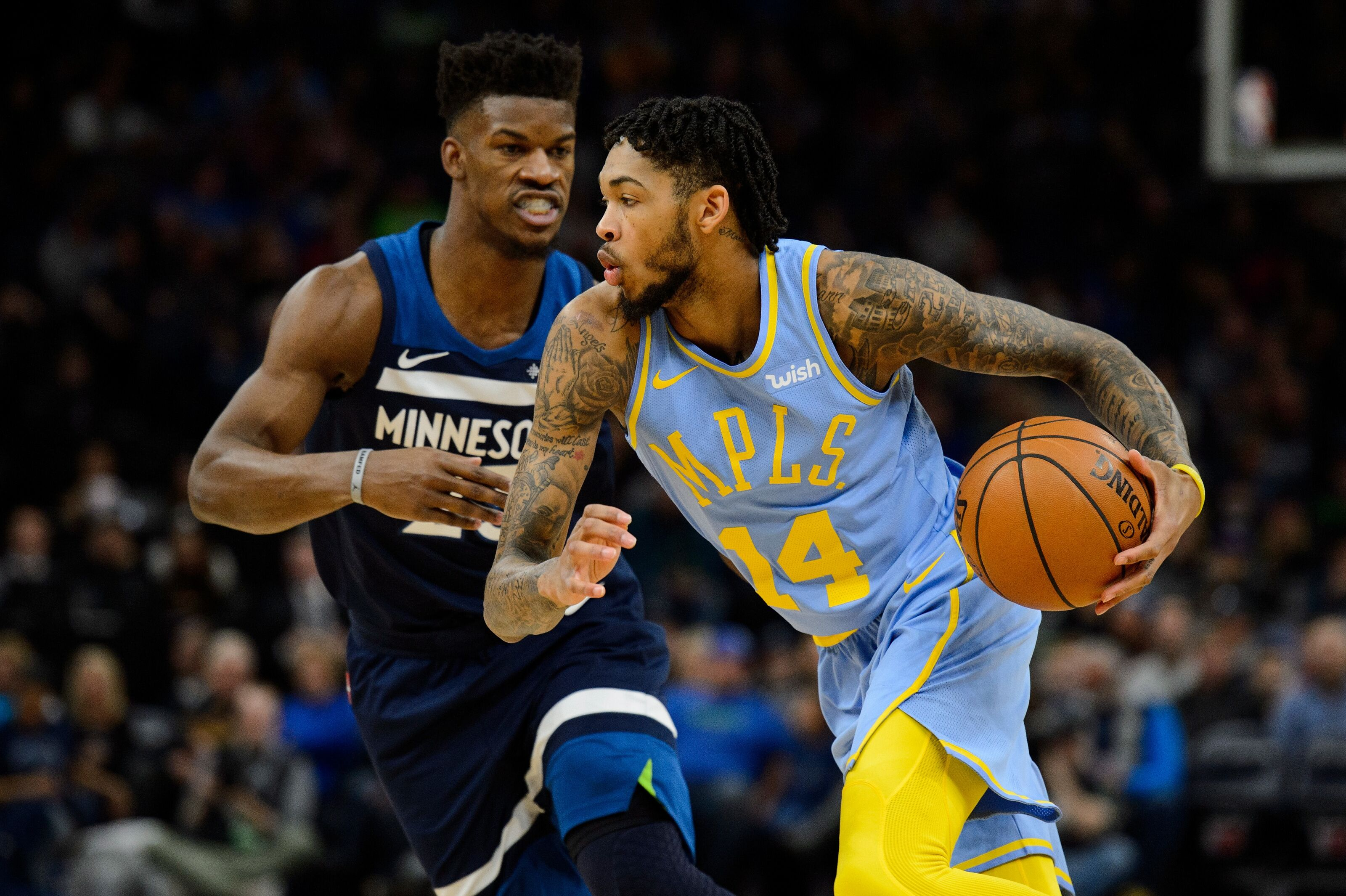 71dd38d02 Timberwolves  A potential Jimmy Butler trade to the LA Lakers