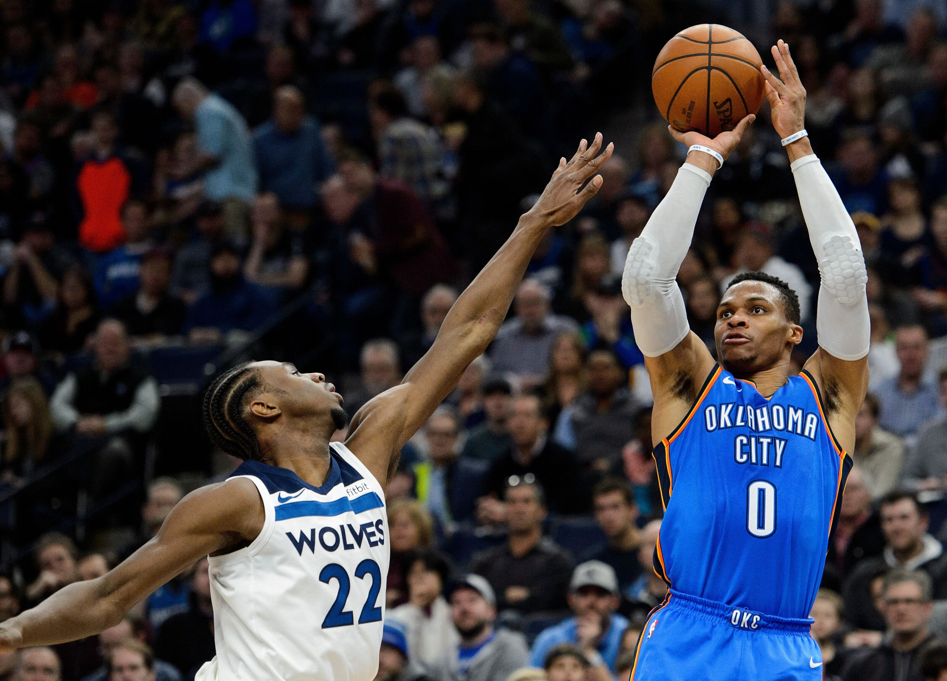 Minnesota Timberwolves  What to watch for vs. Oklahoma City Thunder 902c8524d