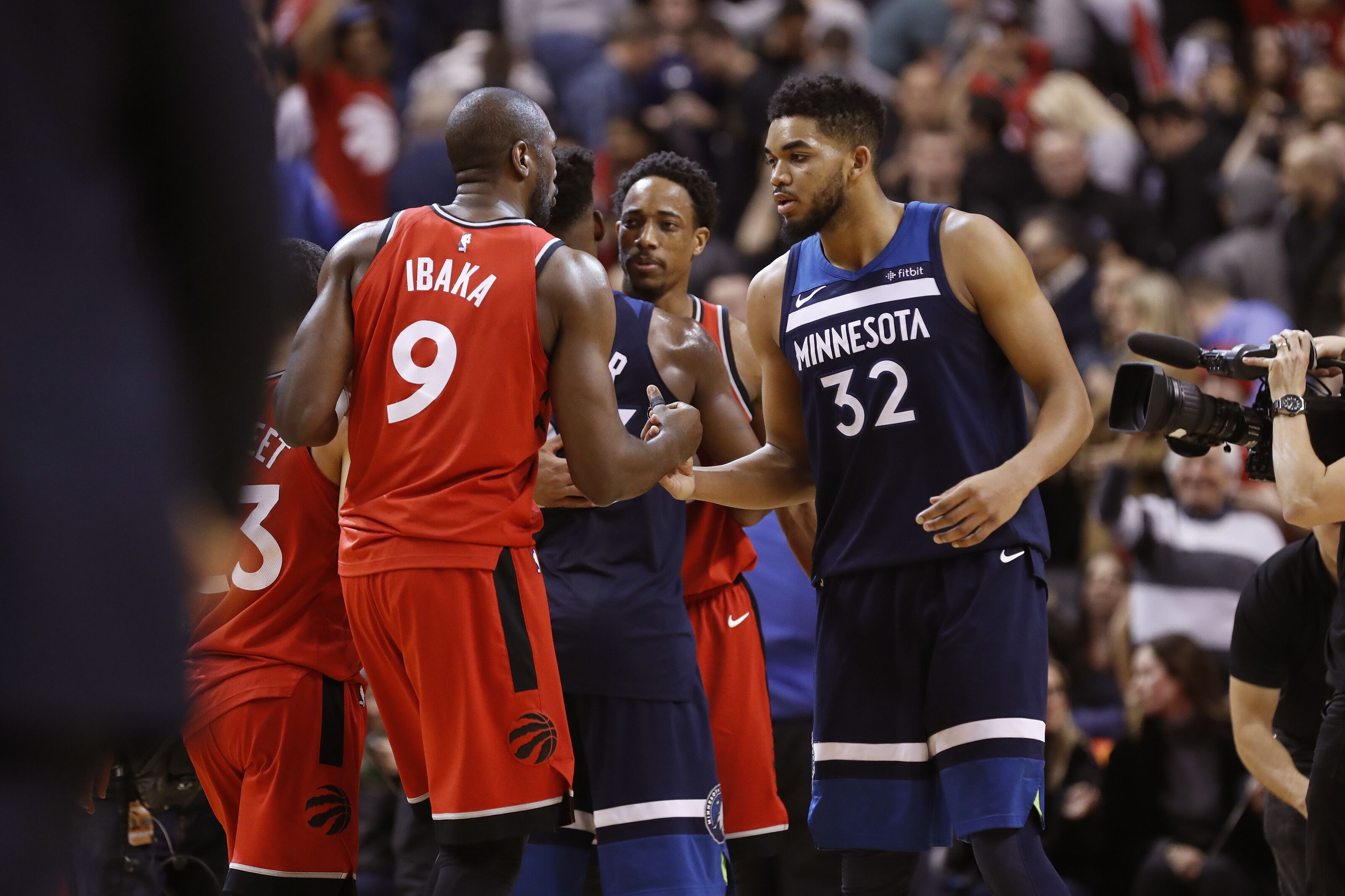 Minnesota Timberwolves: Idea for 3-team trade with Orlando and Toronto