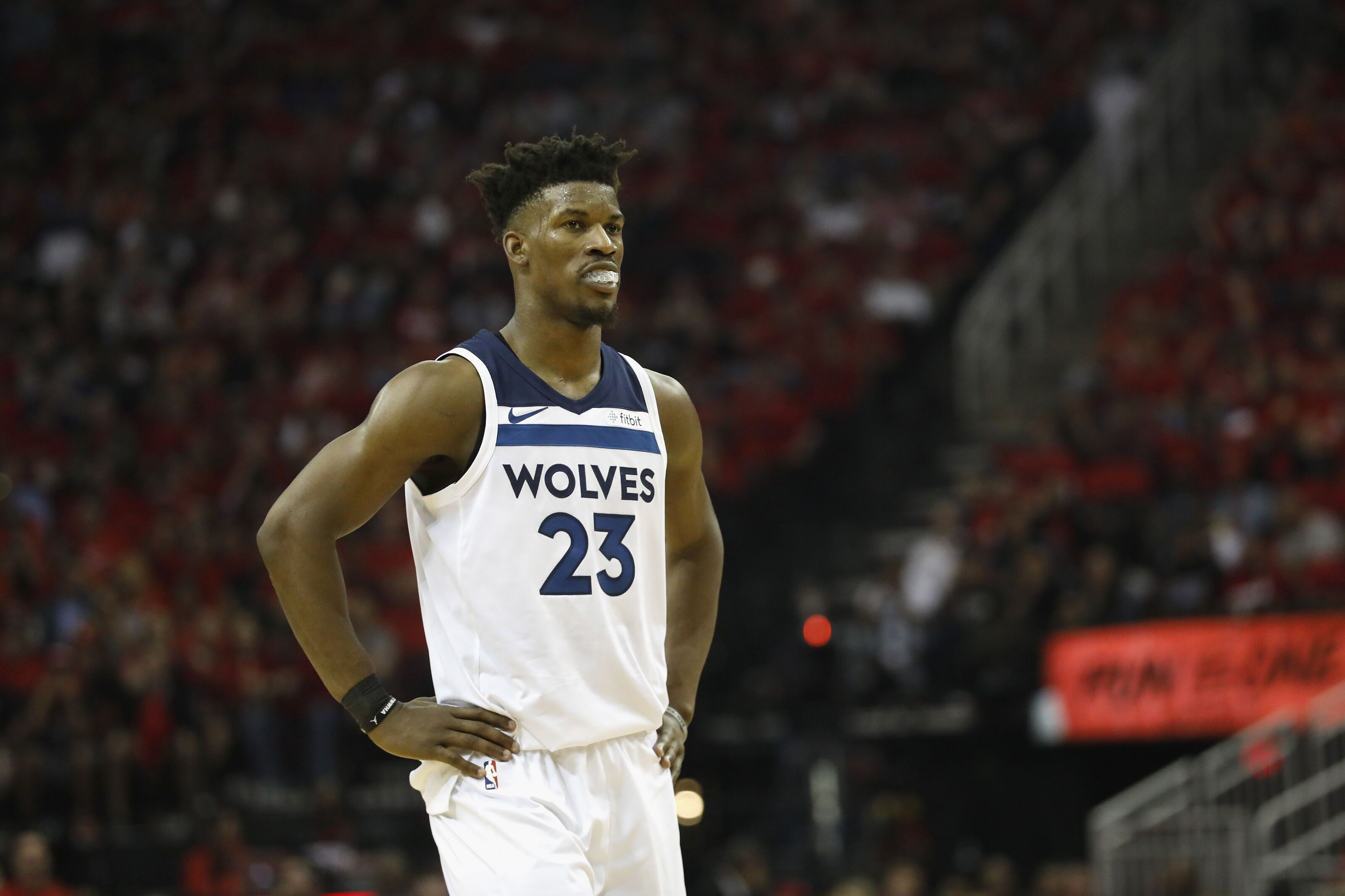 97a3ca70d Minnesota Timberwolves Rumors  Is Jimmy Butler requesting a trade