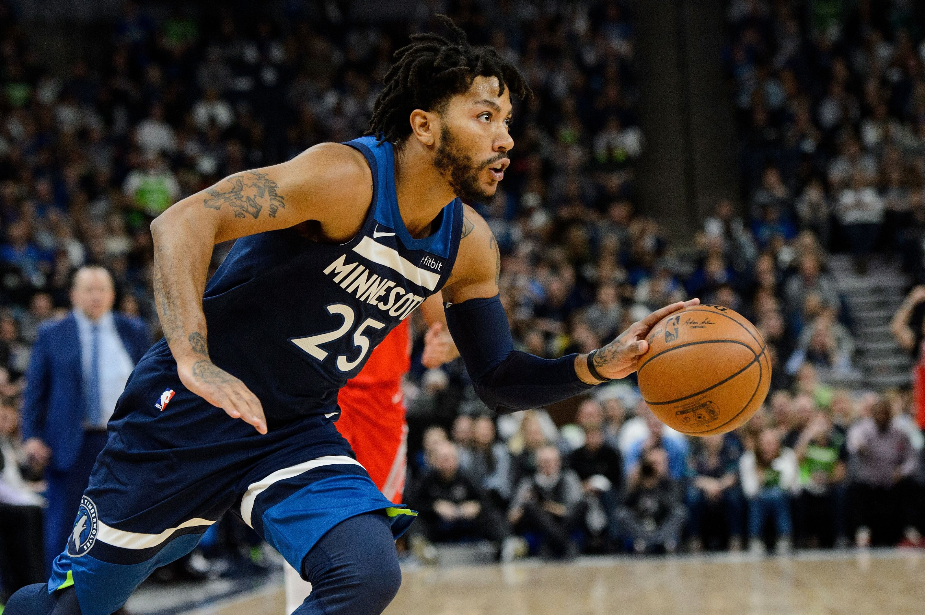e9ebc8f00f76 Minnesota Timberwolves  Derrick Rose could be the Most Improved Player
