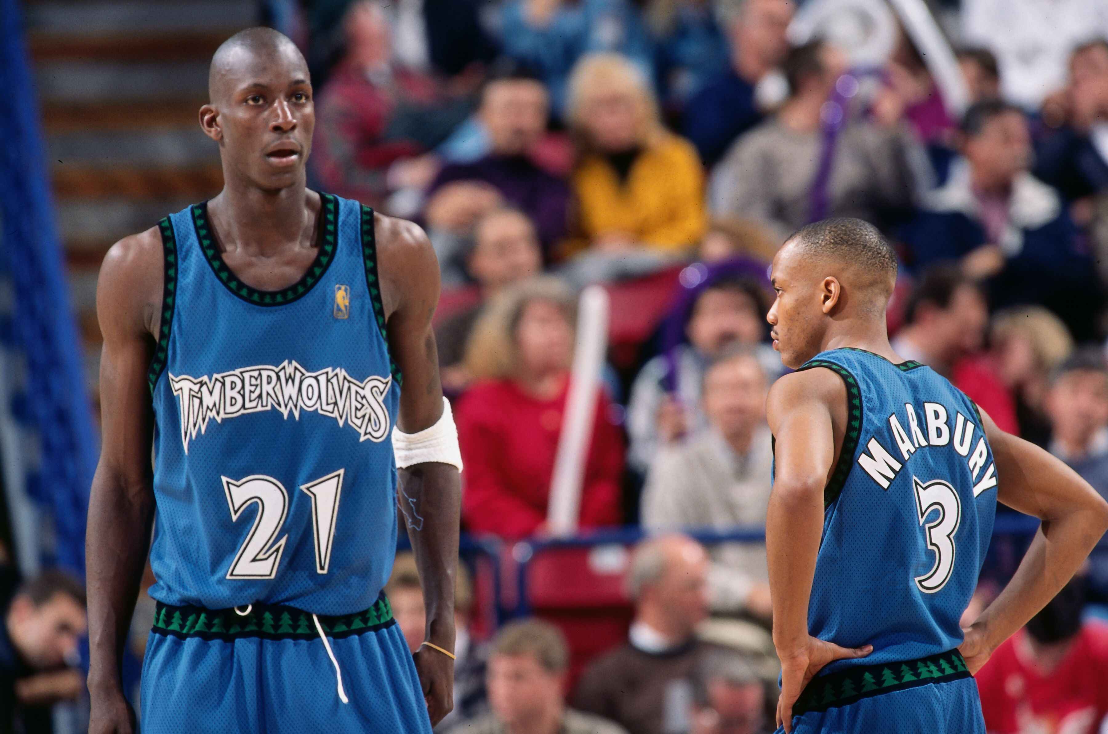 Minnesota Timberwolves  Top 5 playoff games in franchise history ea1e4a614