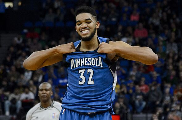 Minnesota Timberwolves  5 things you need to know about Karl-Anthony ... 59f4b5f85