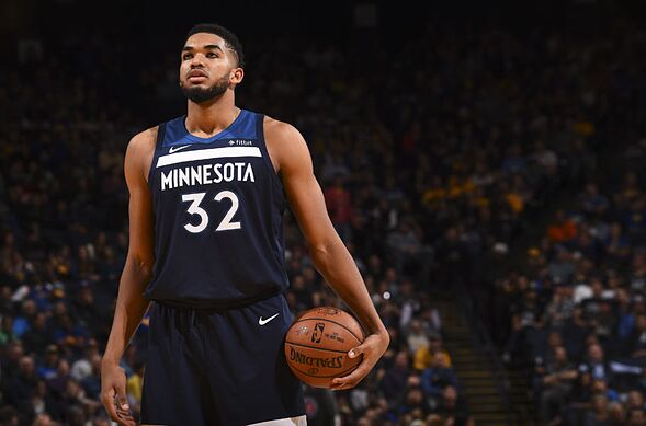 Minnesota Timberwolves Power Rankings  Can anyone stop Towns  90a5ade29