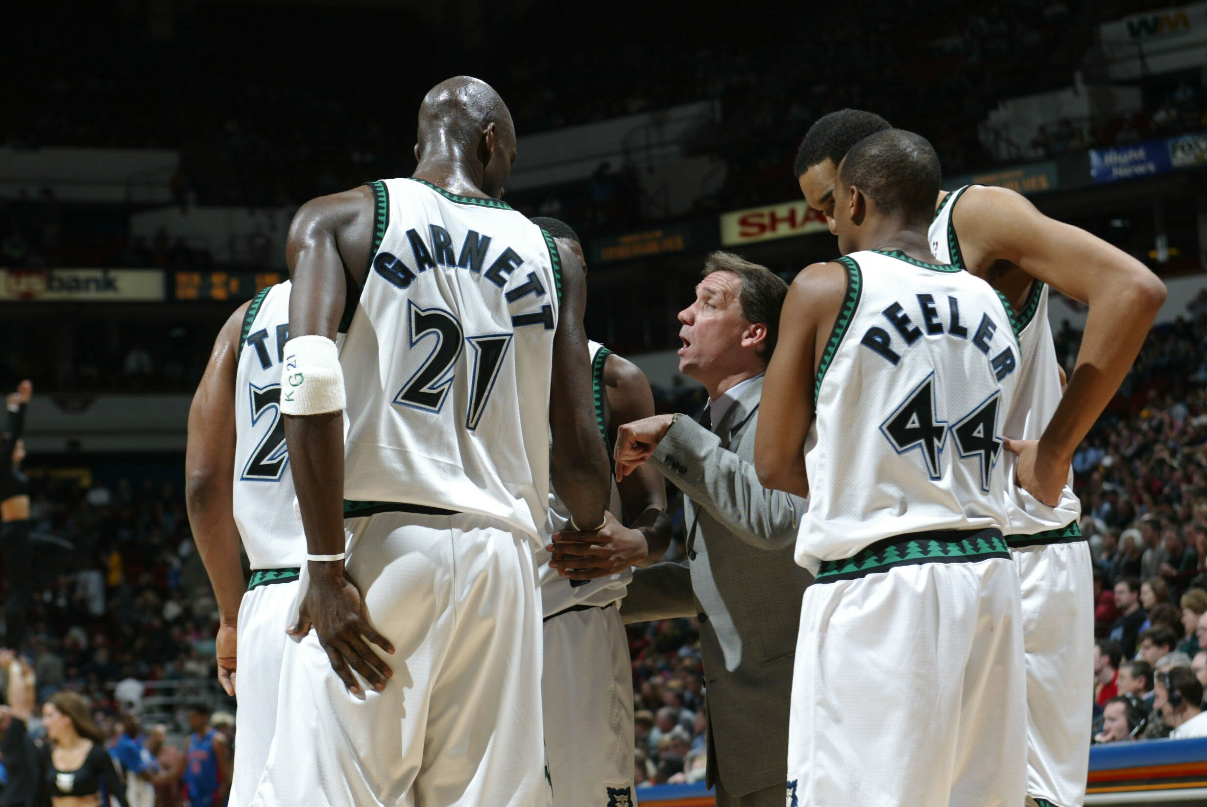 50cffb1d9 The Minnesota Timberwolves  Courage is More Important than Continuity!