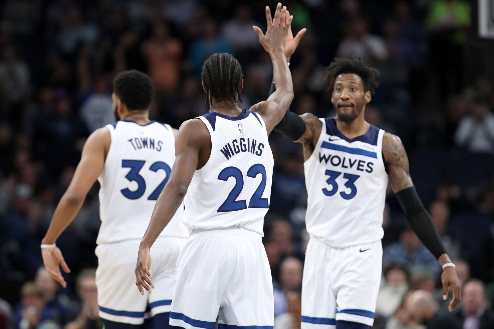 Minnesota Timberwolves  Robert Covington should be DPOY 4fb7d2fc8