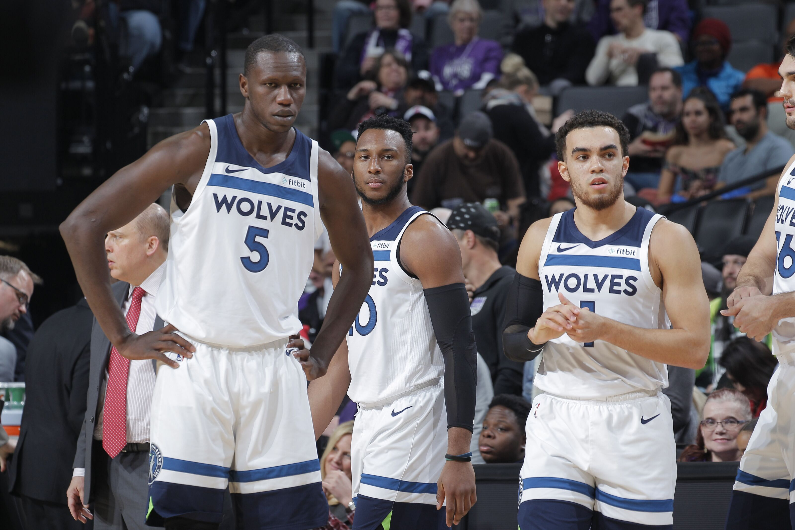 b512b8c9c4f Minnesota Timberwolves  Gorgui Dieng has played well as of late