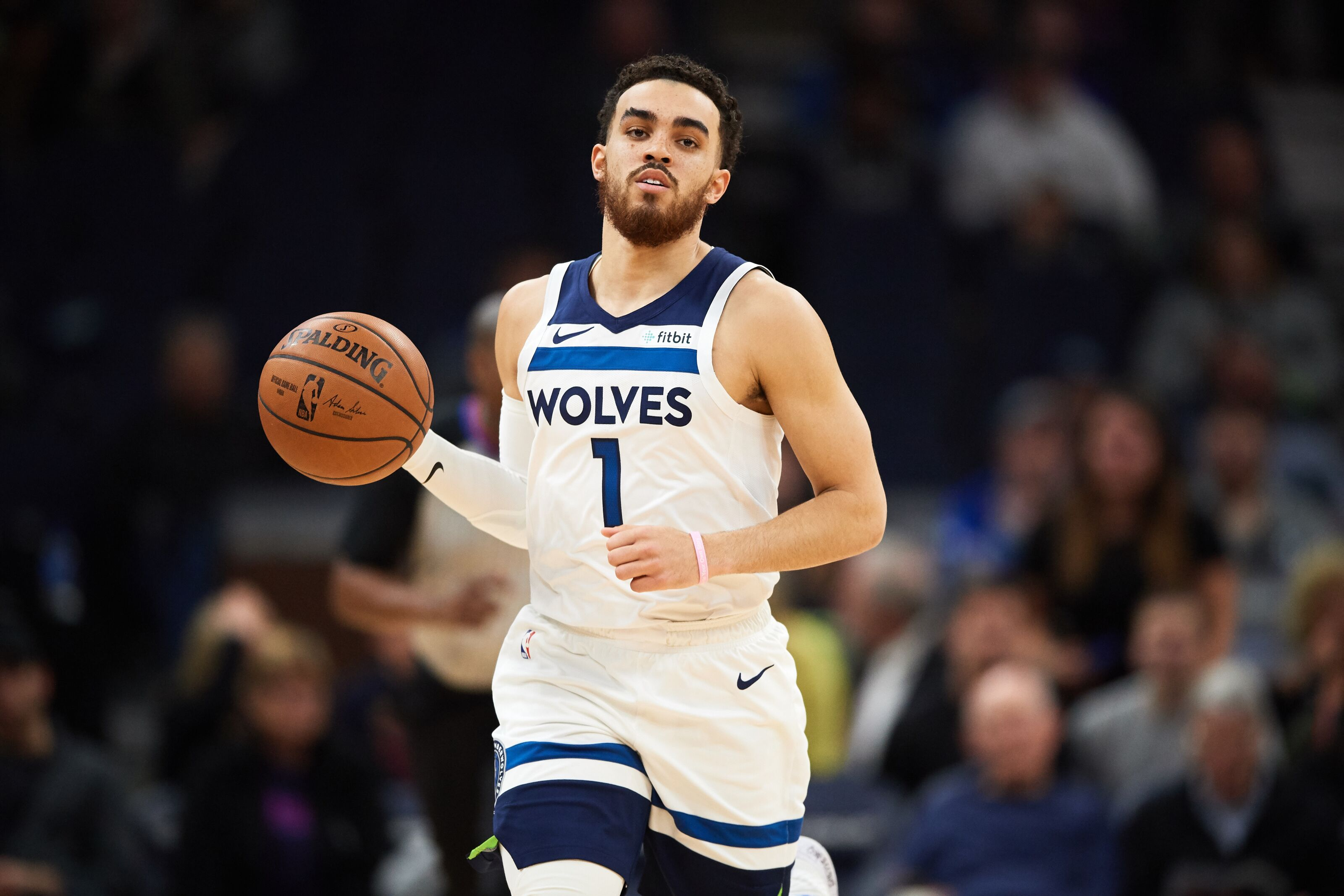 f167f1a1c Minnesota Timberwolves  An emphasis on playing the younger players