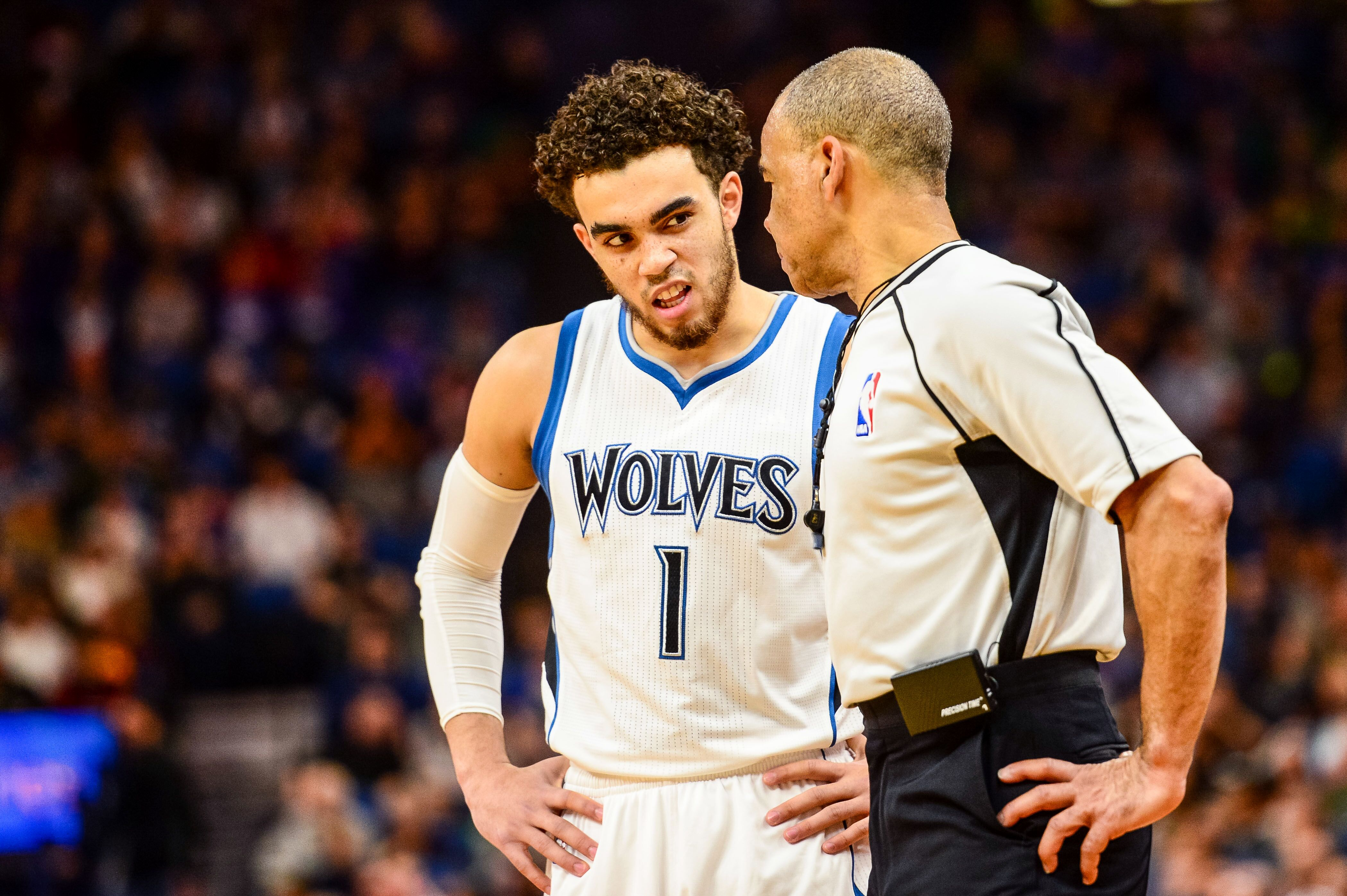 Tyus Jones Pulled The Short Straw With The Minnesota