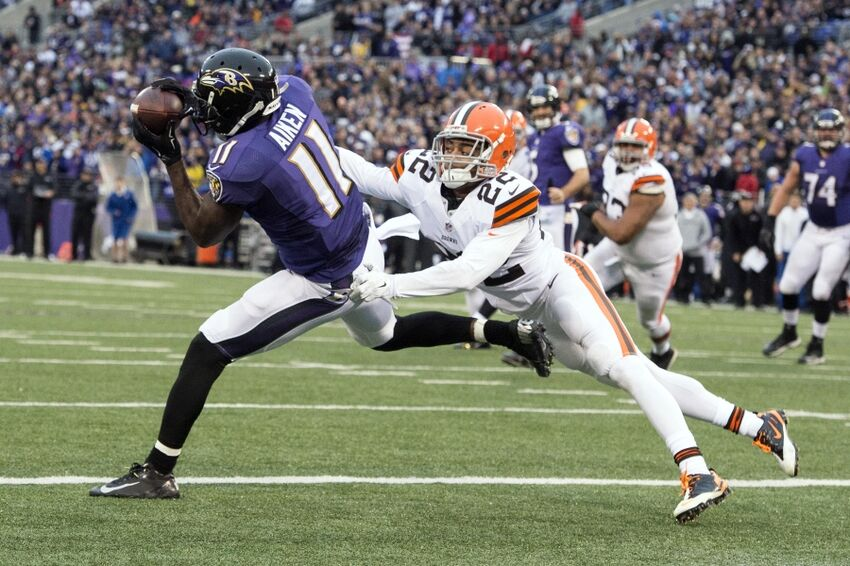 ravens vs browns