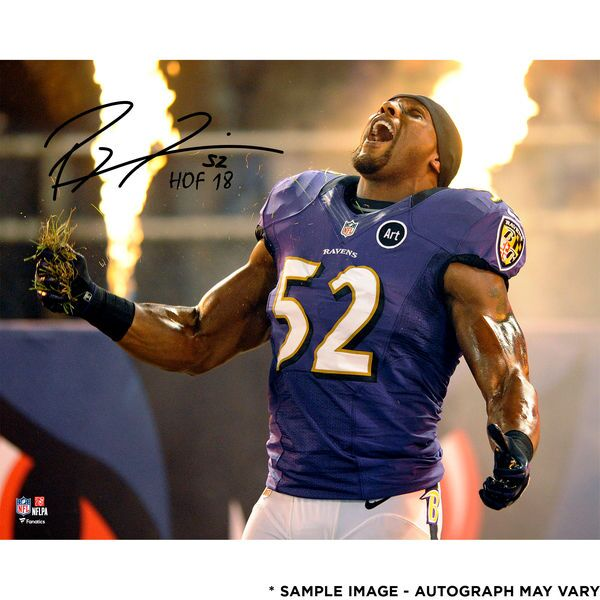 the best attitude 8e746 cdc2a Baltimore Ravens Gift Guide: 10 must-have Ray Lewis items