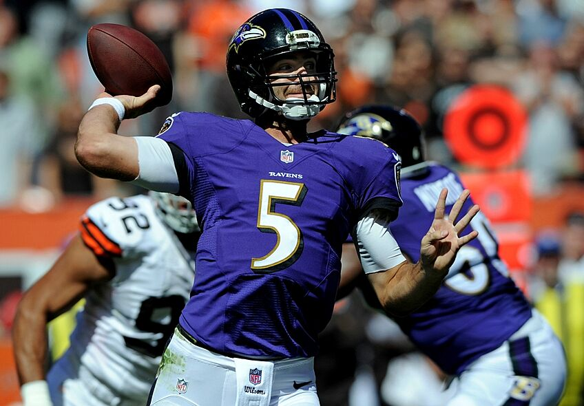 0864cd550fe6 Baltimore Ravens vs. Carolina Panthers  Five Keys To Victory - Page 5