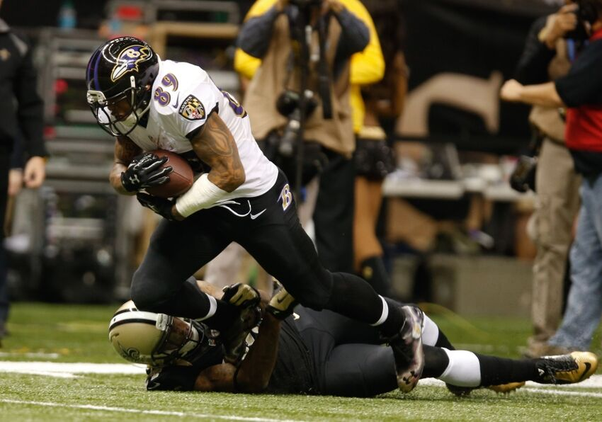 Baltimore Ravens Highest And Lowest Rated Players Week Twelve