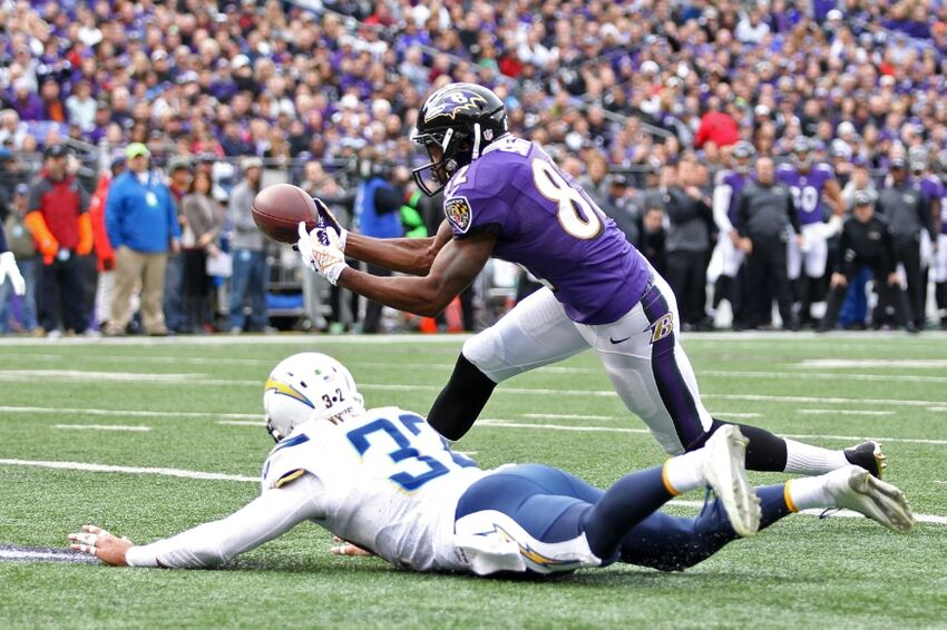 Torrey Smith Knee Injury Update Ravens Front Office To