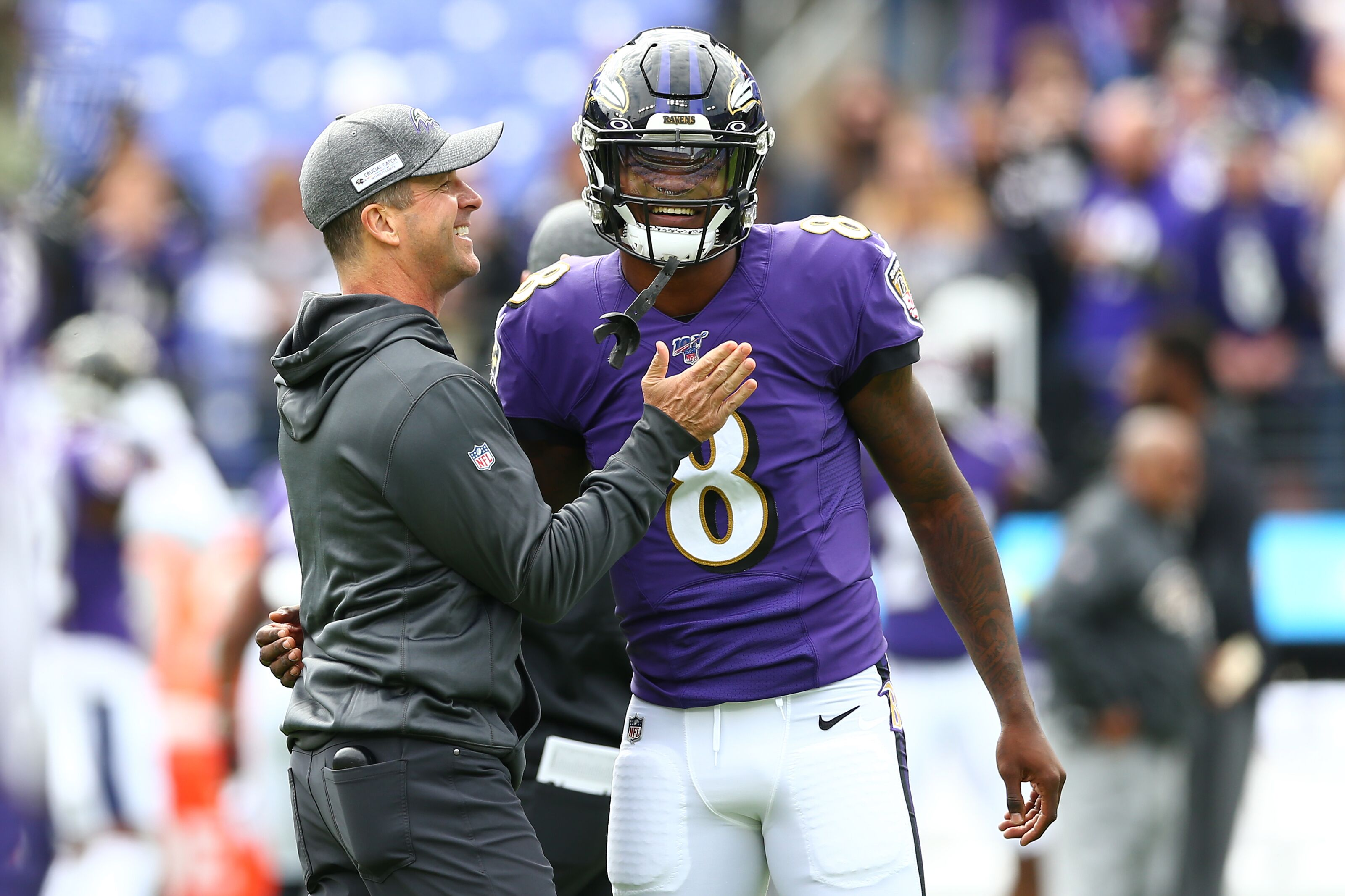 3 ups and 3 downs for Ravens at their bye week