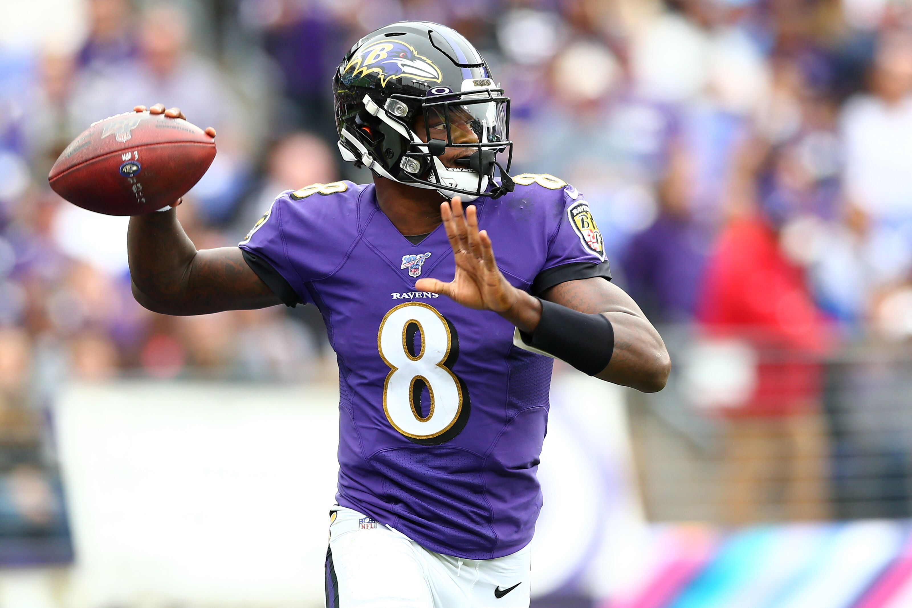 Lamar Jackson vs. Russell Wilson: Both are MVP candidates
