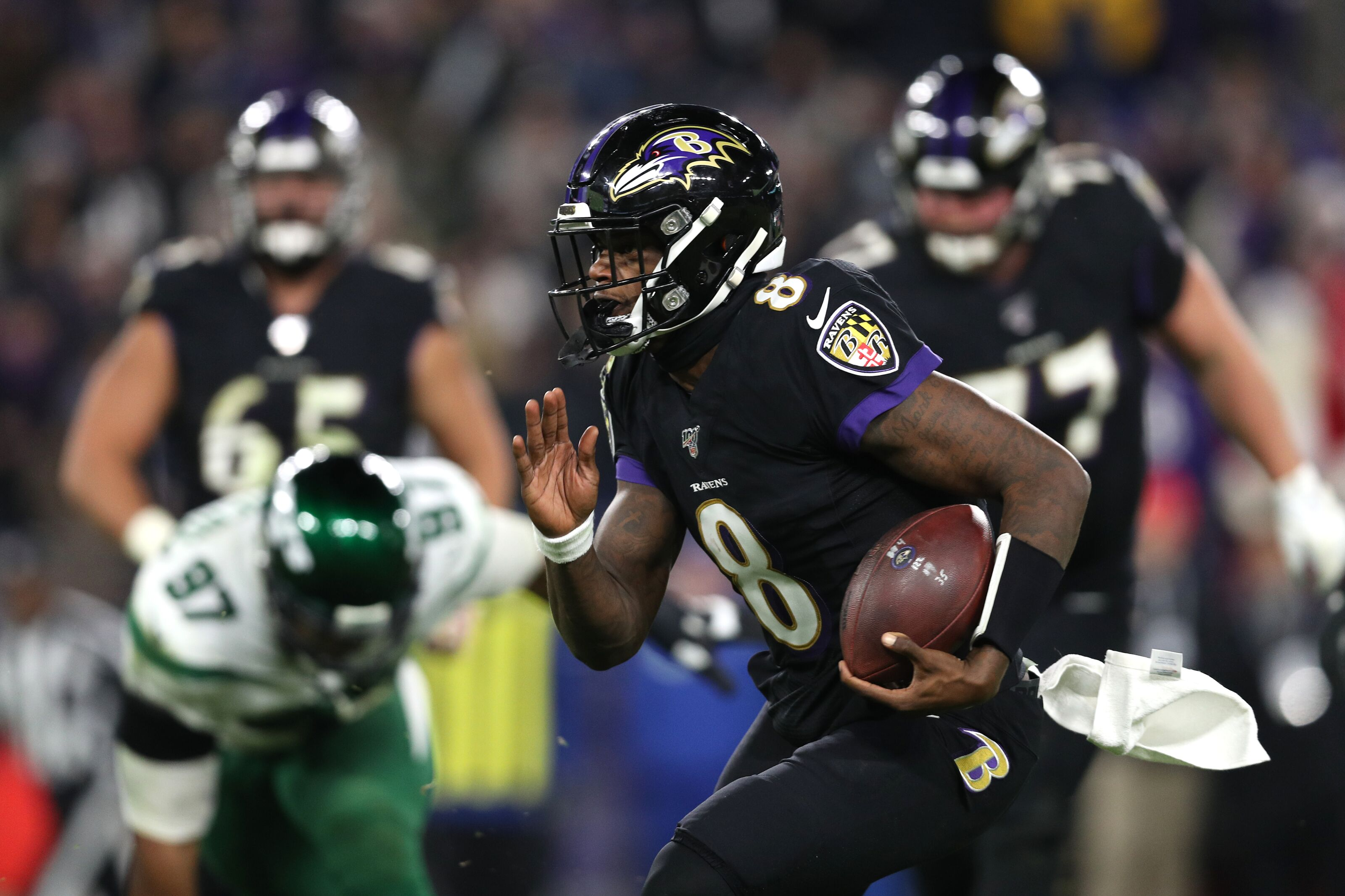 Why the Baltimore Ravens offense needs to focus on speed