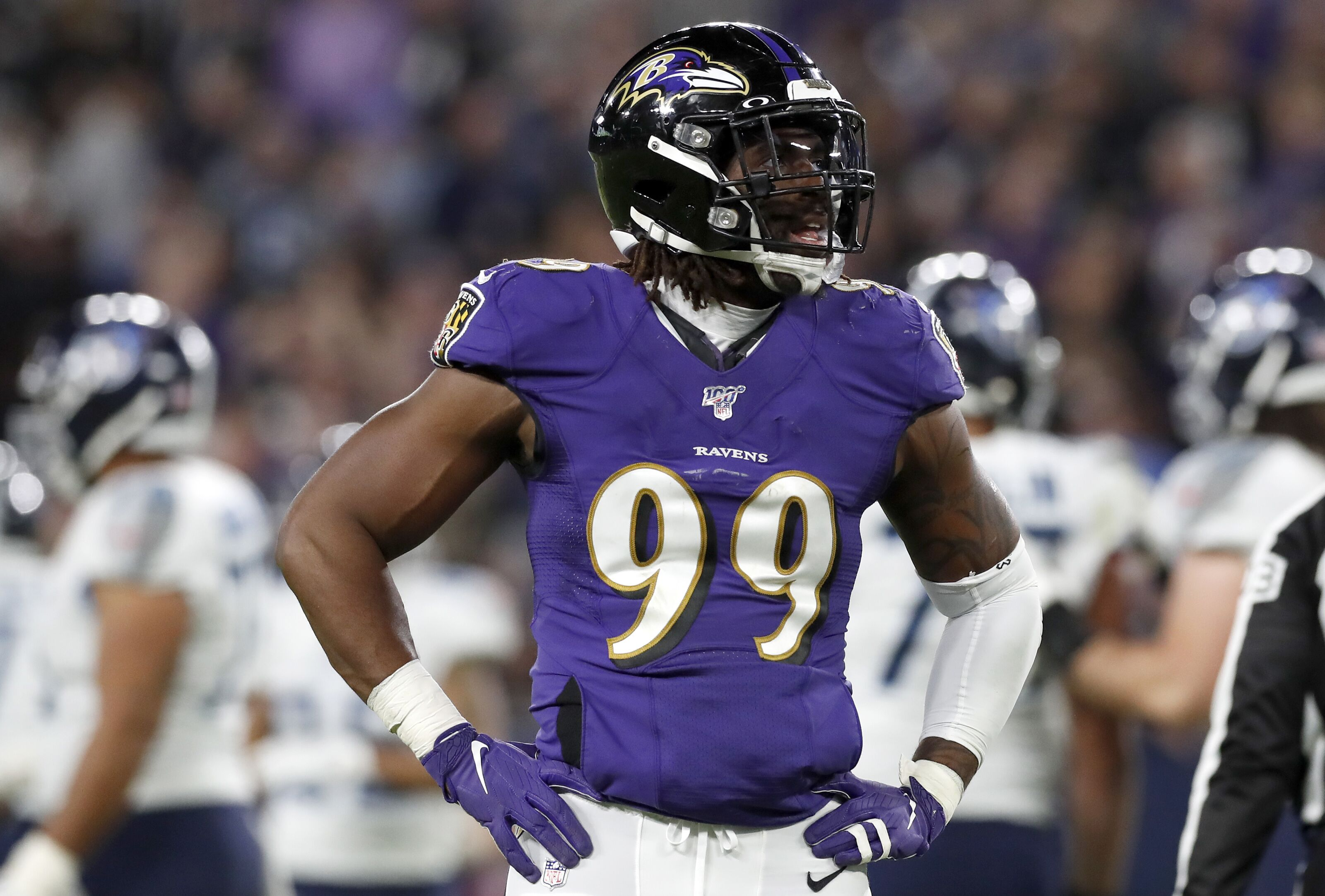 Why Matt Judon is actually underrated heading into free agency