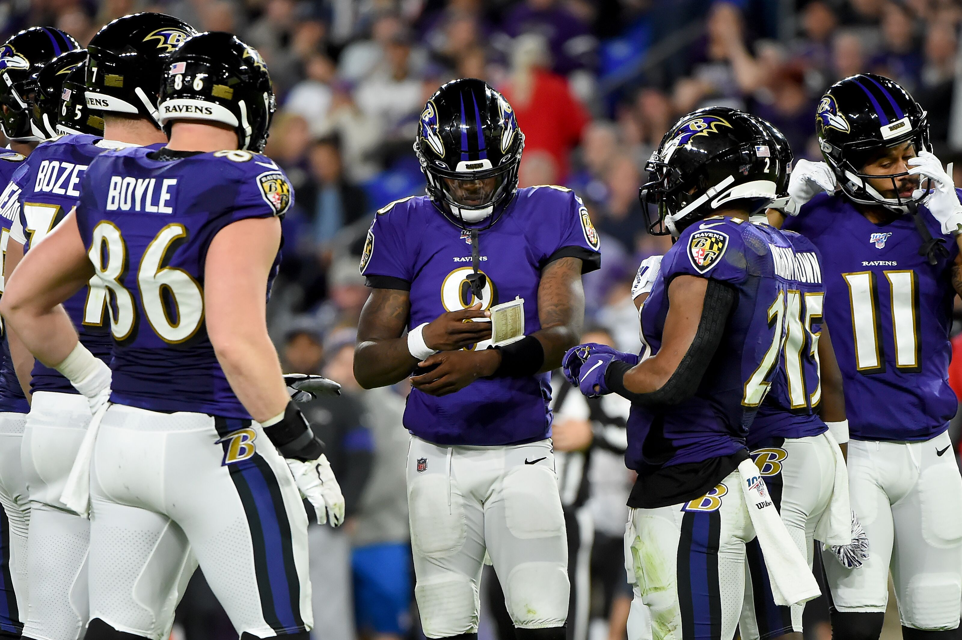 3 reasons Baltimore Ravens should be aggressive in free agency