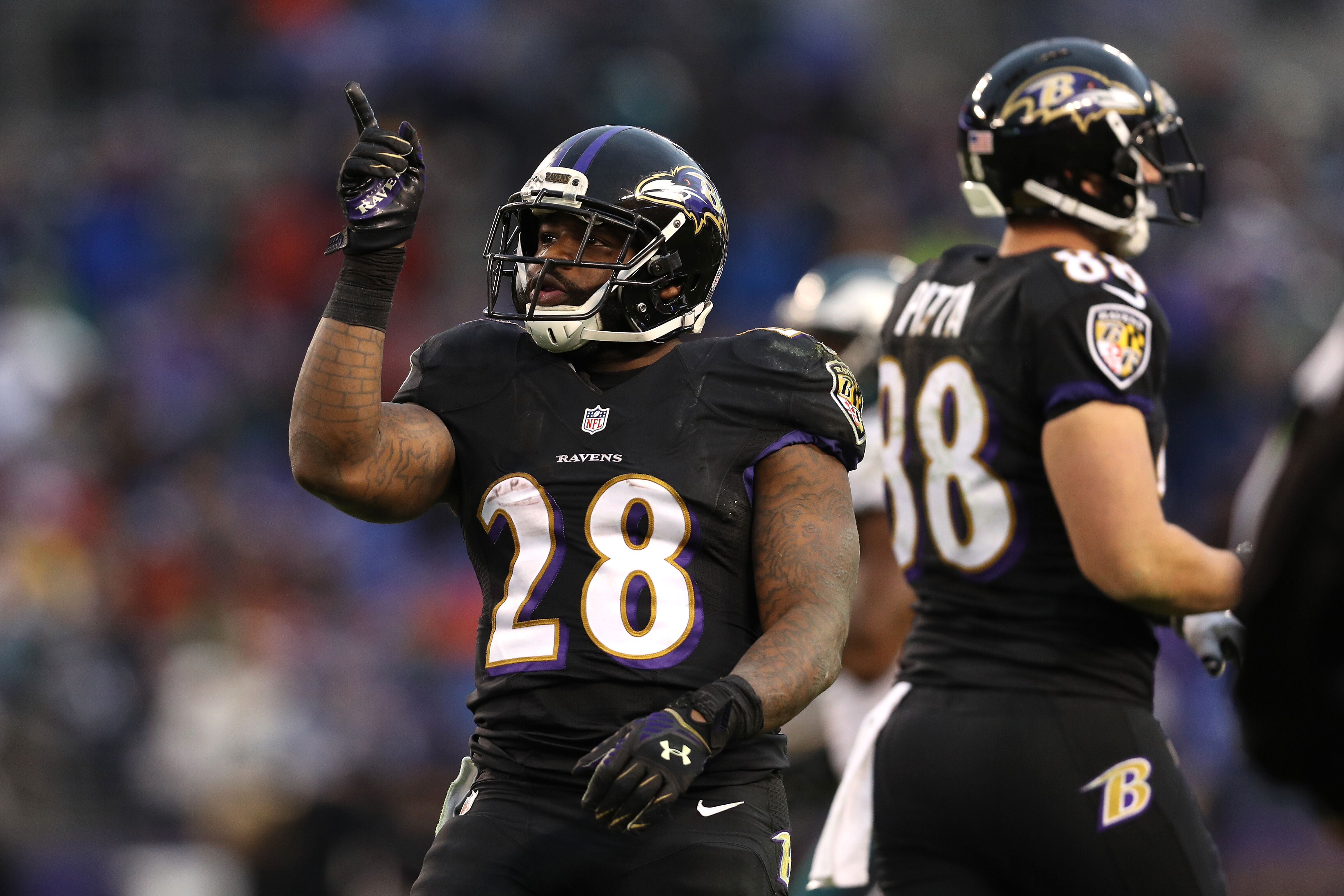 huge selection of 5f500 6adf5 Baltimore Ravens: Potential replacements for Kenneth Dixon