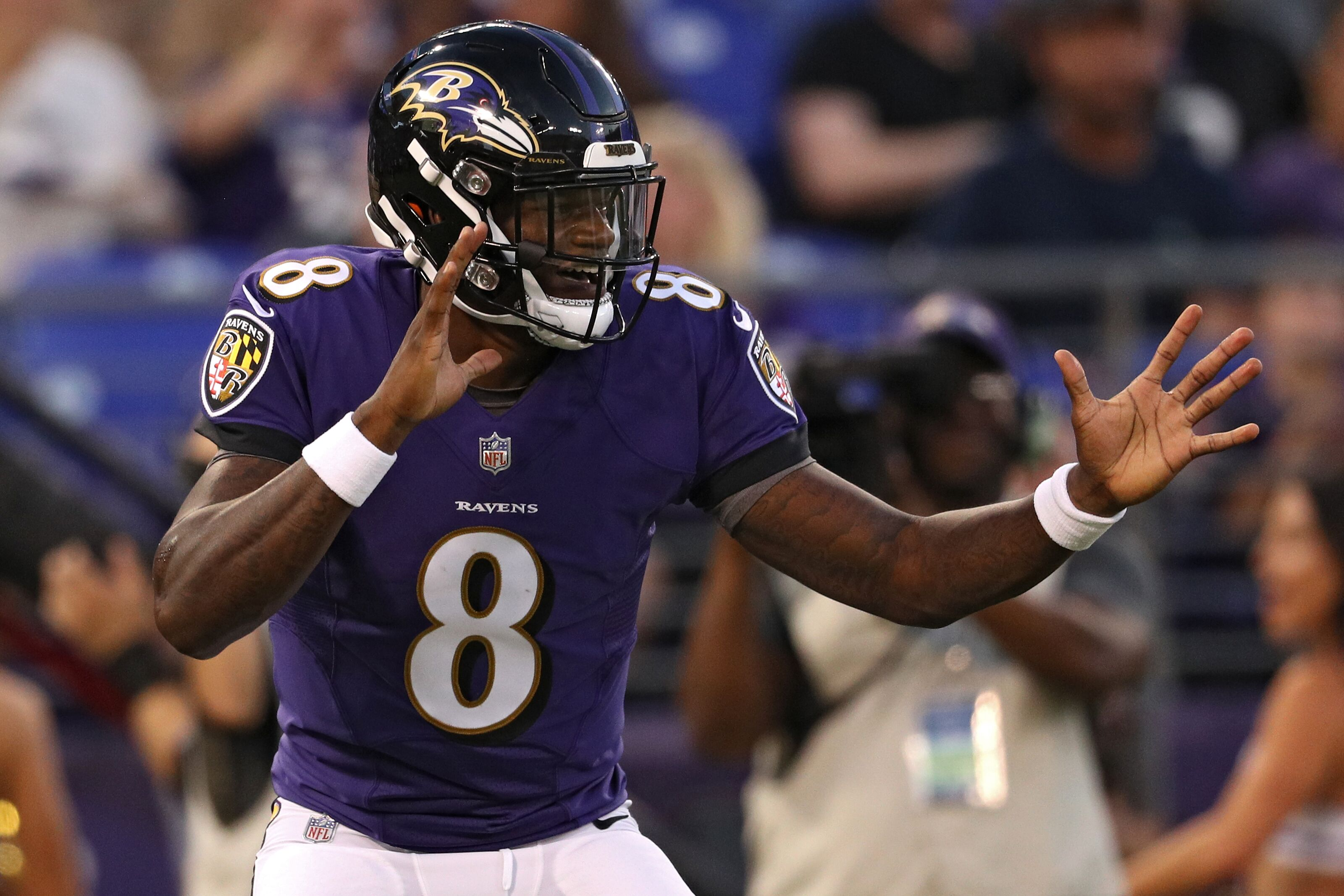b01771cbdc82 Lamar Jackson has even more potential than Mike Vick did