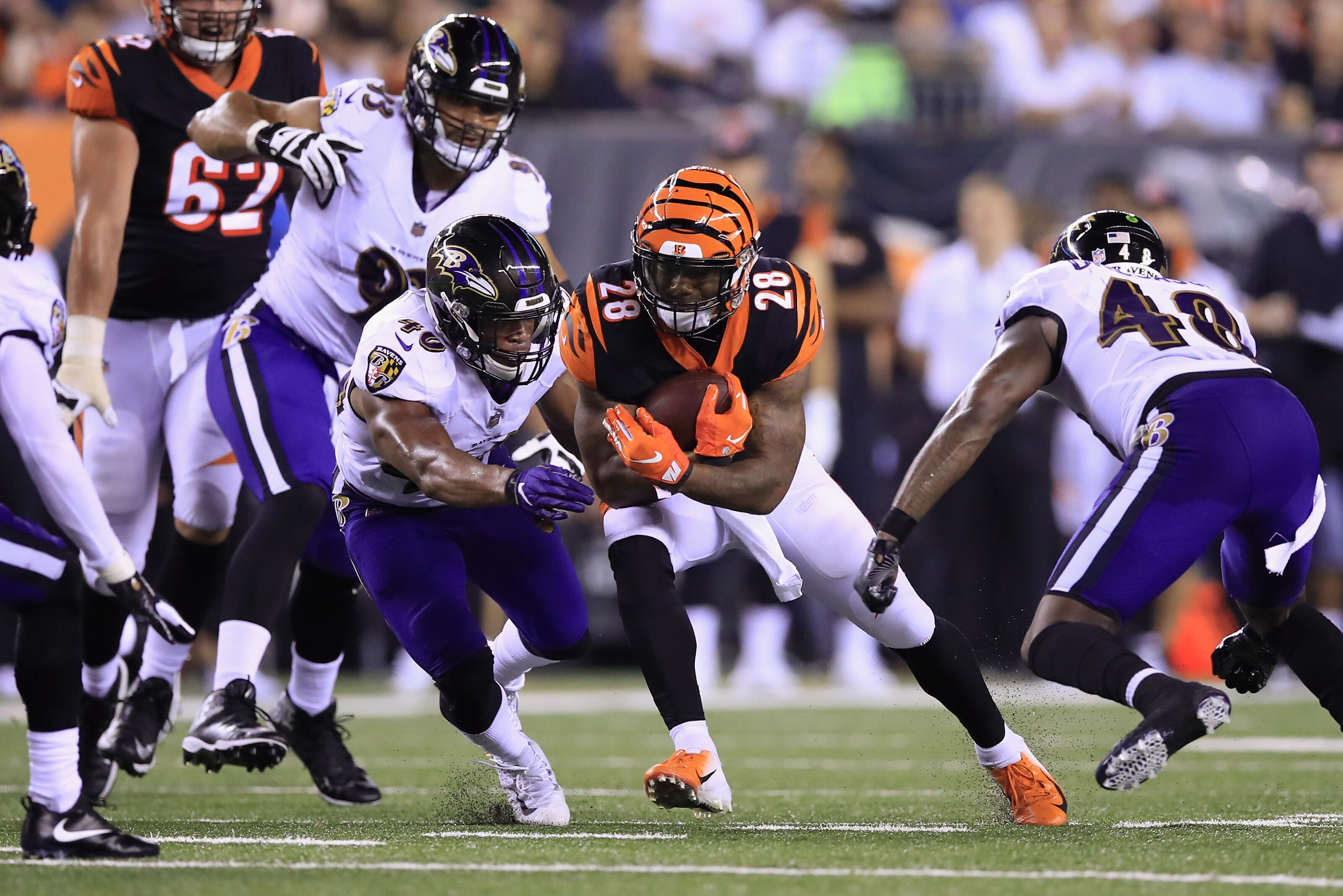 82758f751b4 Baltimore Ravens  3 players who need to step up in C.J. Mosley s absence