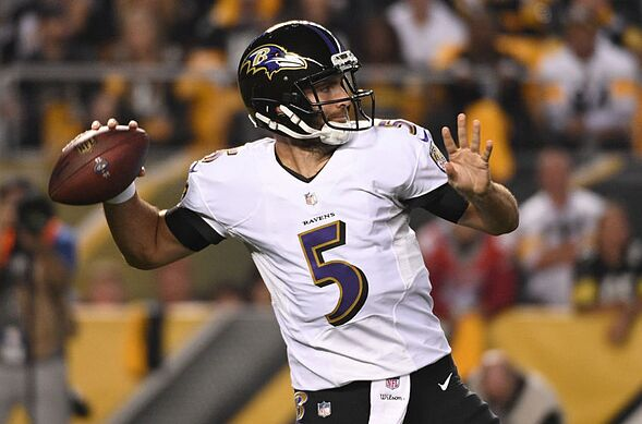 The Numbers say the Baltimore Ravens will win the AFC North 8df9a5727