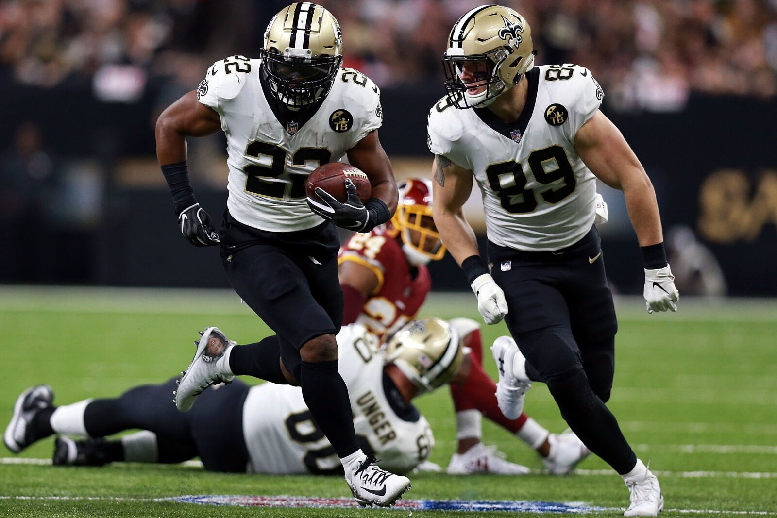 Baltimore Ravens: Mark Ingram is a perfect fix for ...