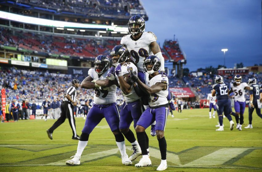 The Numbers Say The Baltimore Ravens Will Win The Afc