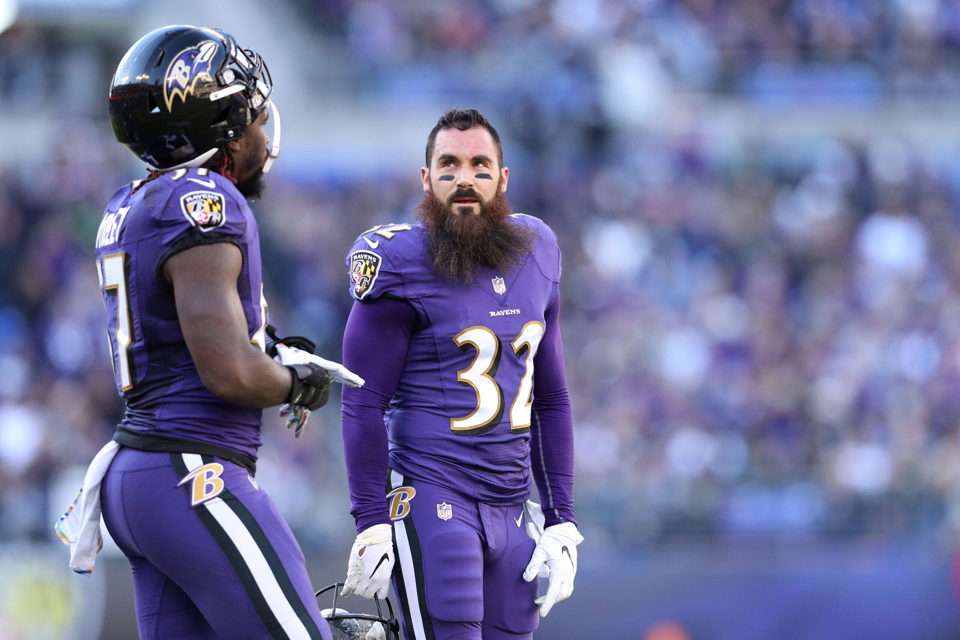 87278723c Should the Baltimore Ravens retain Eric Weddle for 2019?