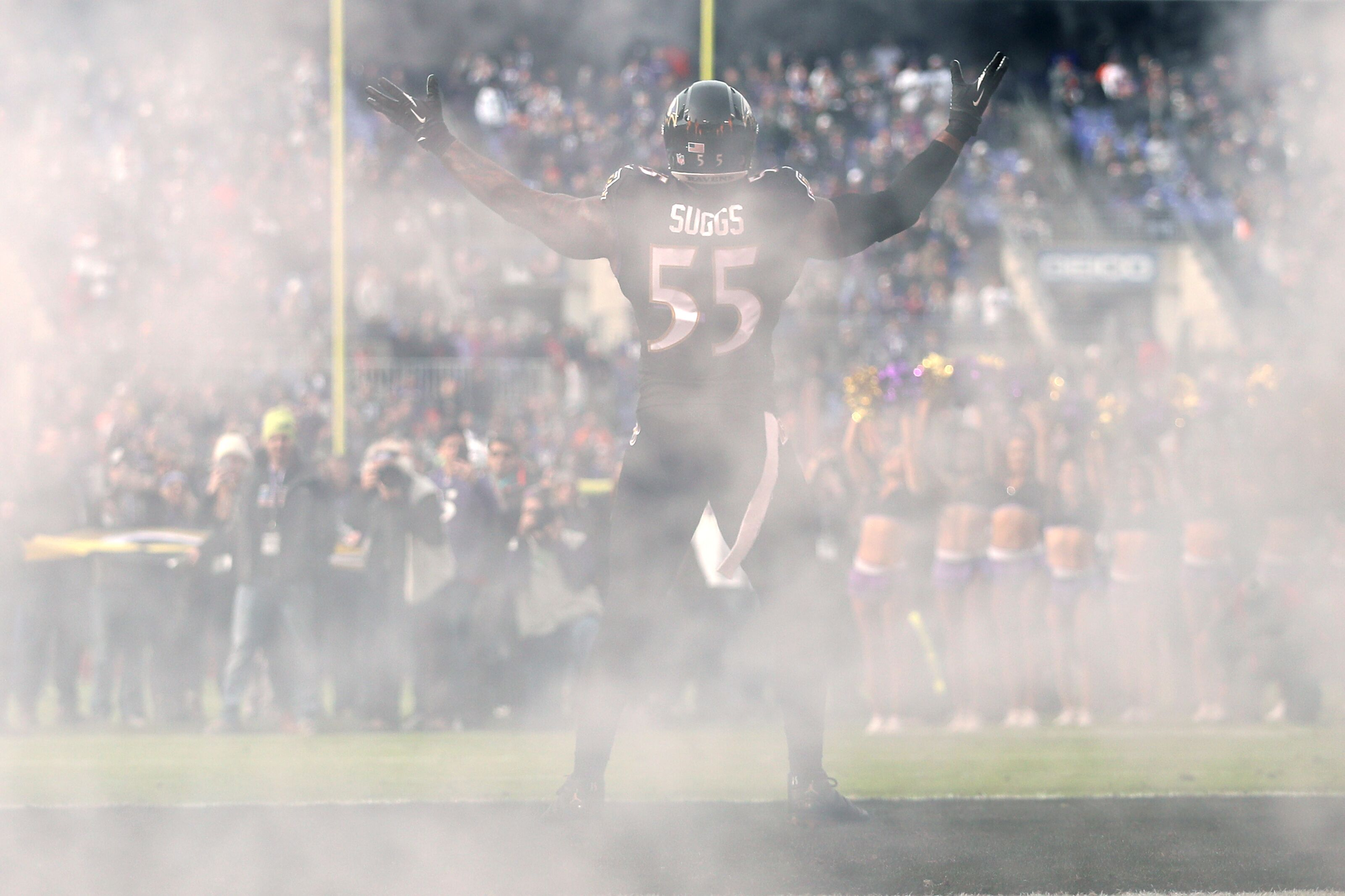 Top 5 Terrell Suggs moments as a Baltimore Ravens