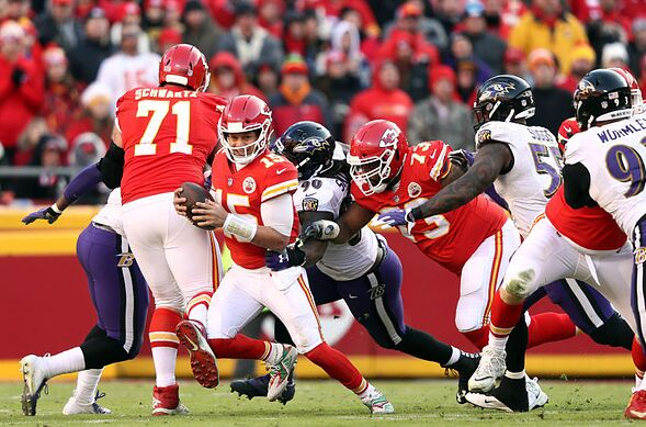 promo code f1cb1 d9893 Baltimore Ravens vs. Chiefs: 5 questions with KC Kingdom