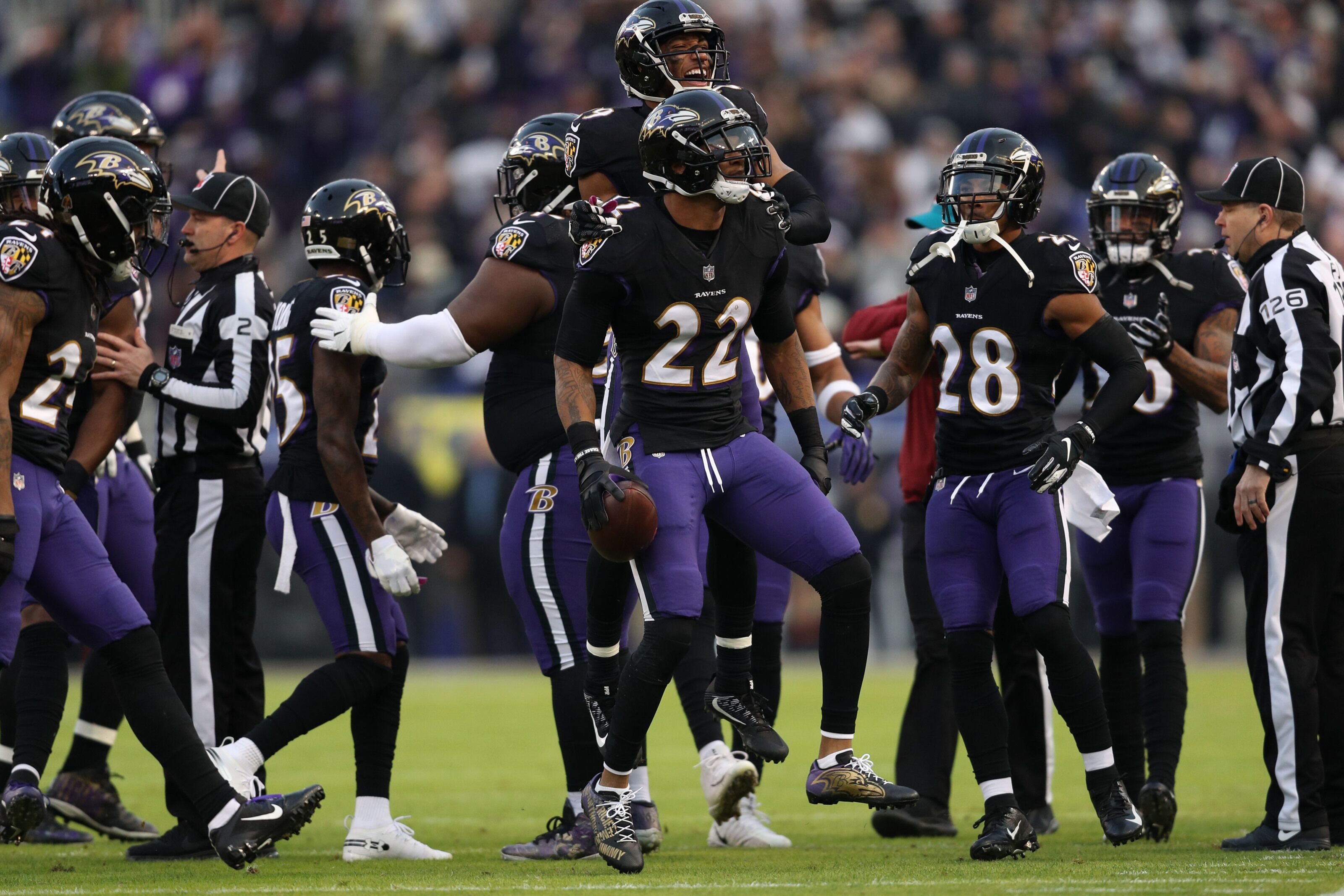 best loved 517fd 2ba68 2019 Baltimore Ravens defense will be unlike any before it