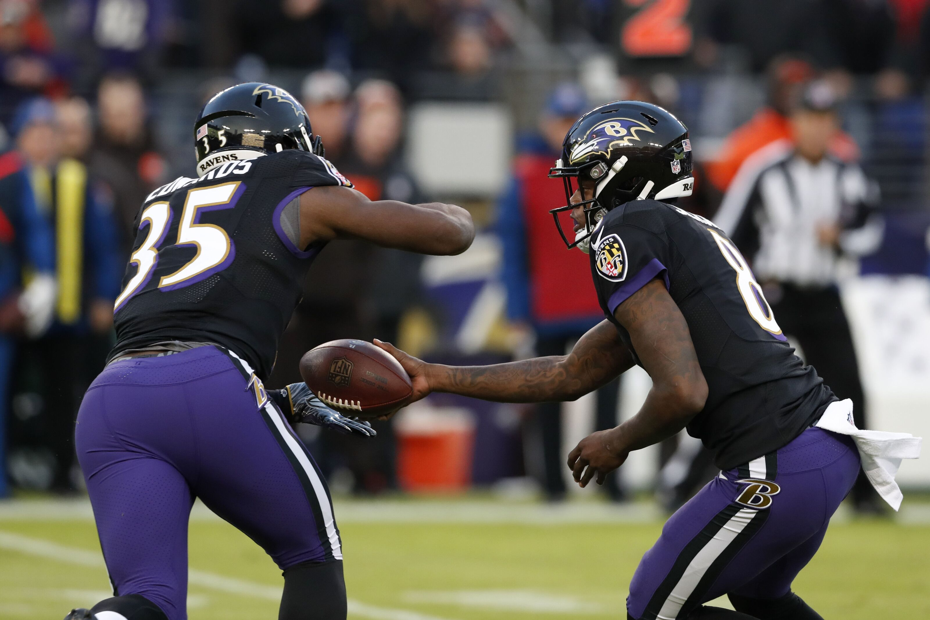 Why the Baltimore Ravens run game is hard to stop