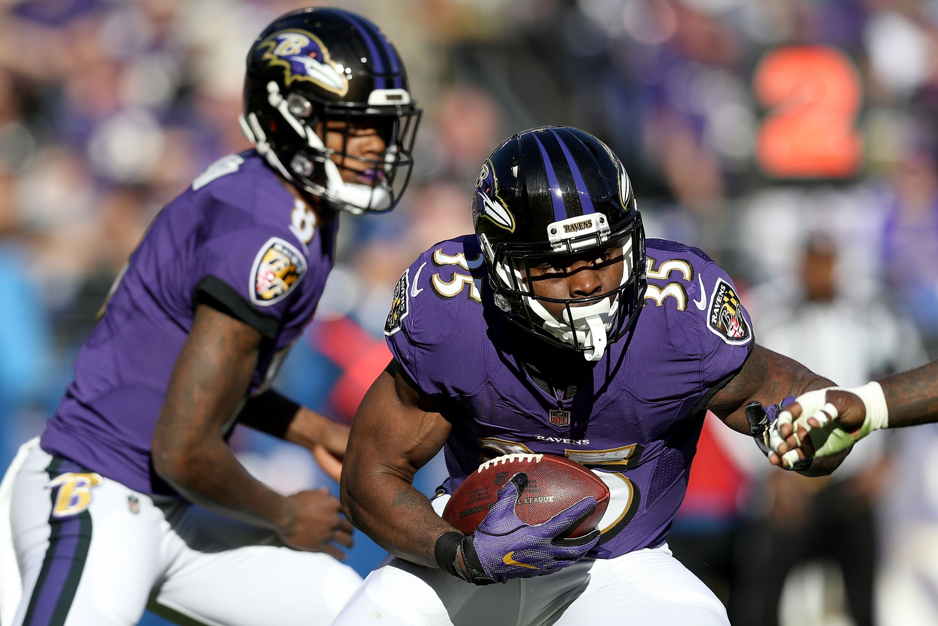 Baltimore Ravens: What can their run game accomplish in 2019?