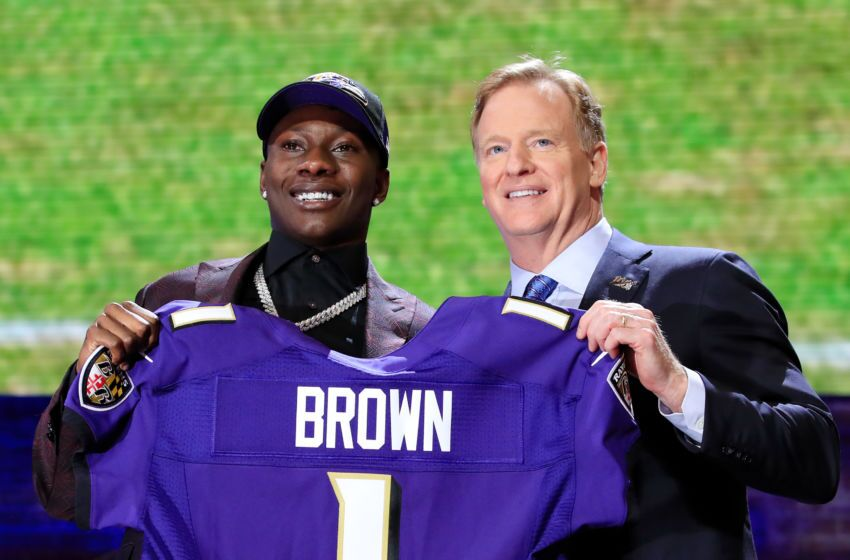 Image result for marquise brown ravens
