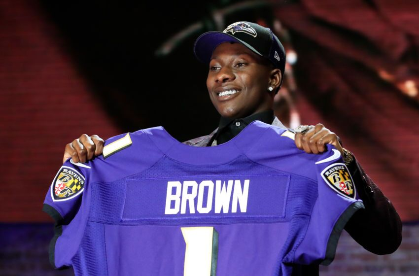 3 things the 2019 NFL Draft taught us about the Baltimore Ravens offense