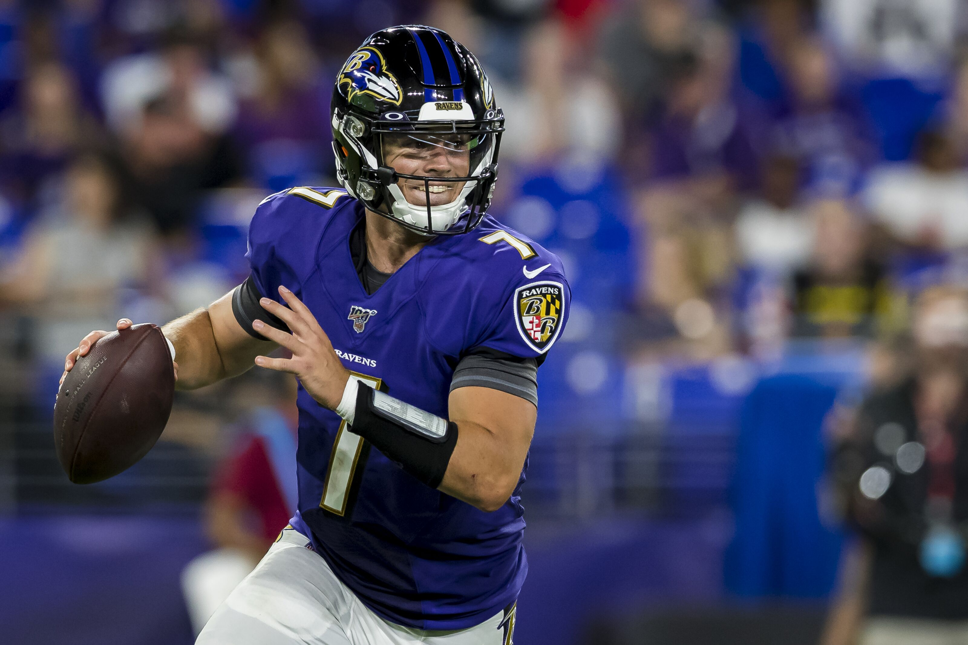 Ranking the young unproven Baltimore Ravens by potential