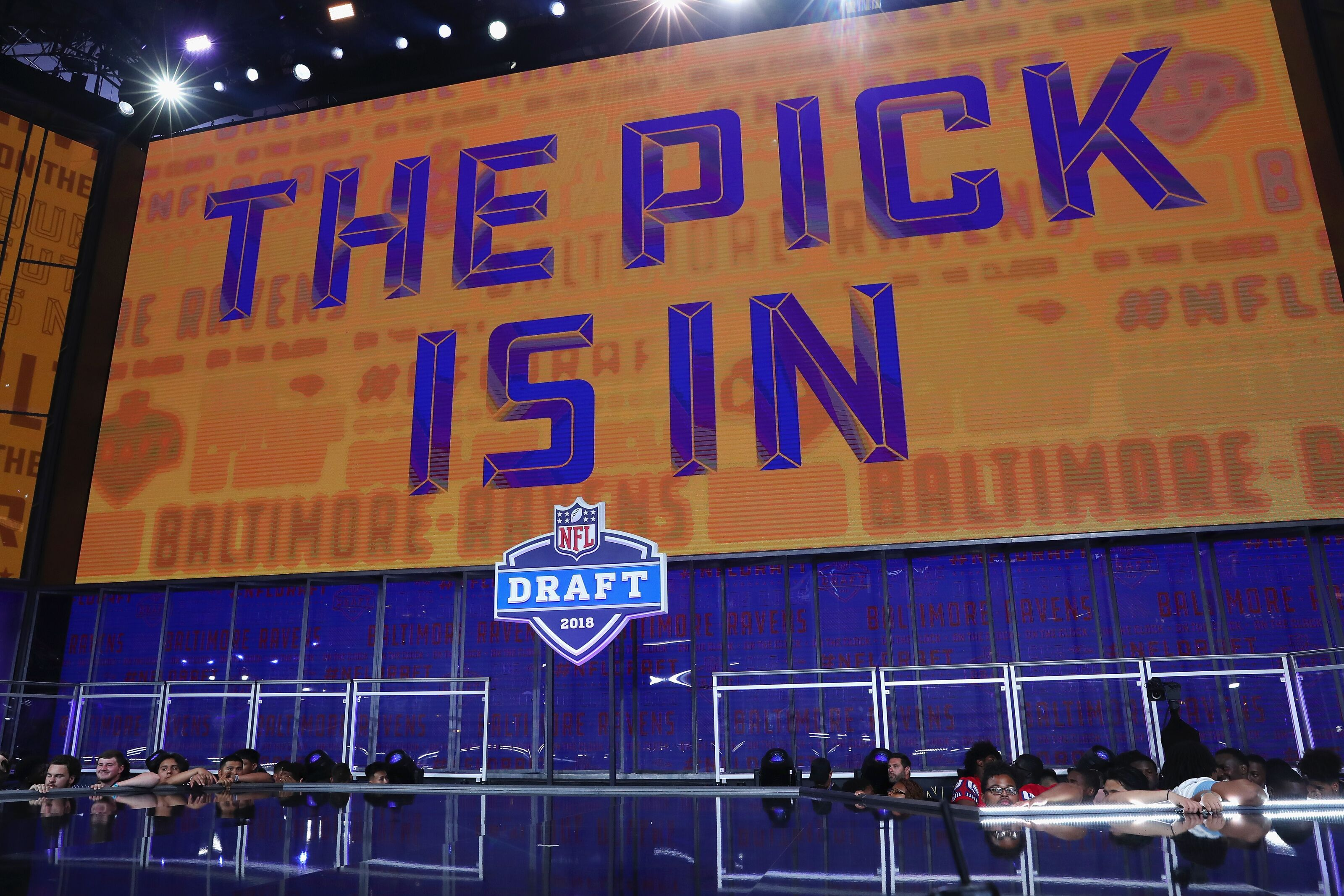 2020 NFL Draft: Multiple scenarios for Baltimore Ravens