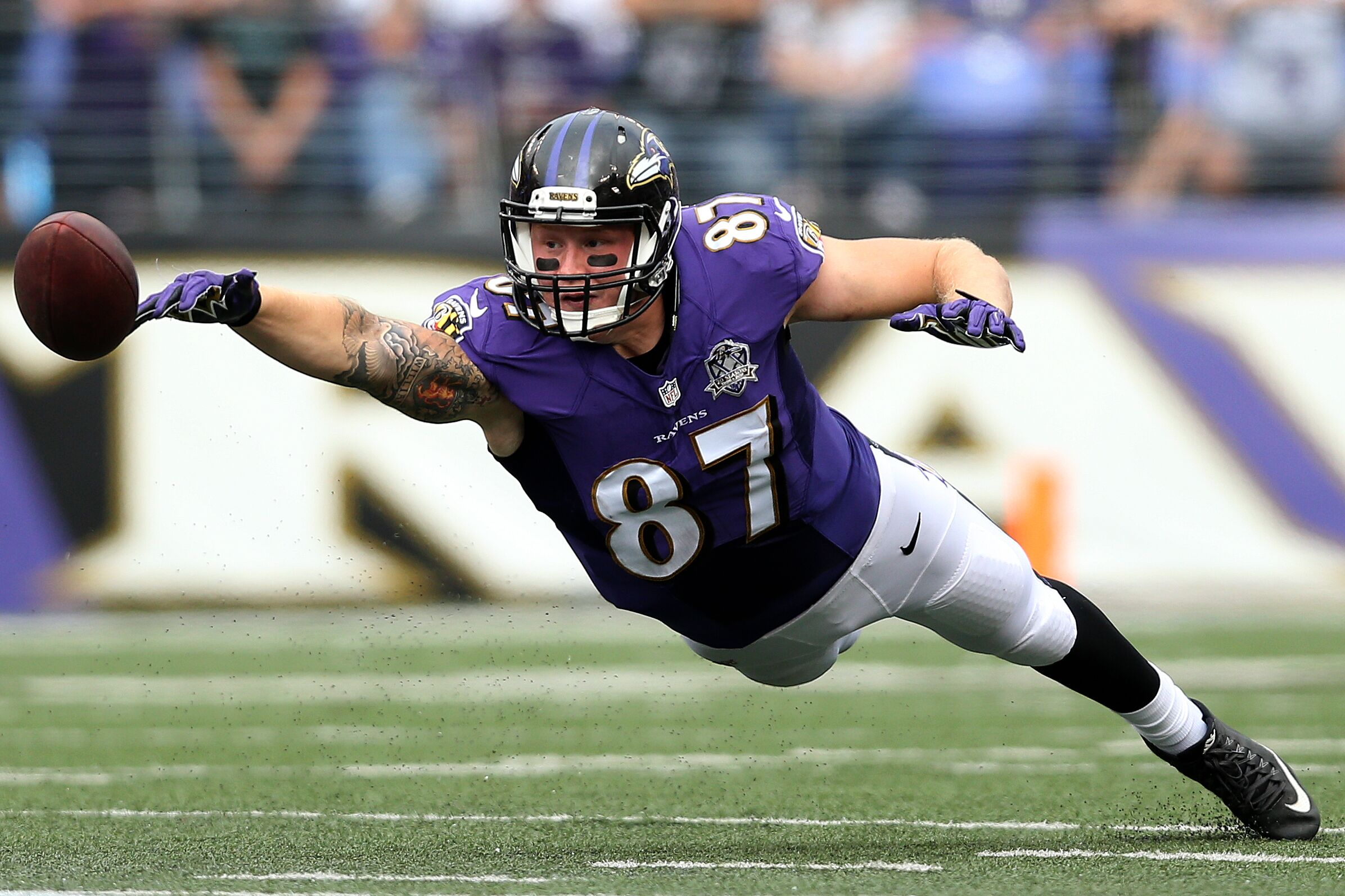 Baltimore Ravens Roster Preview  Tight Ends fe822182e