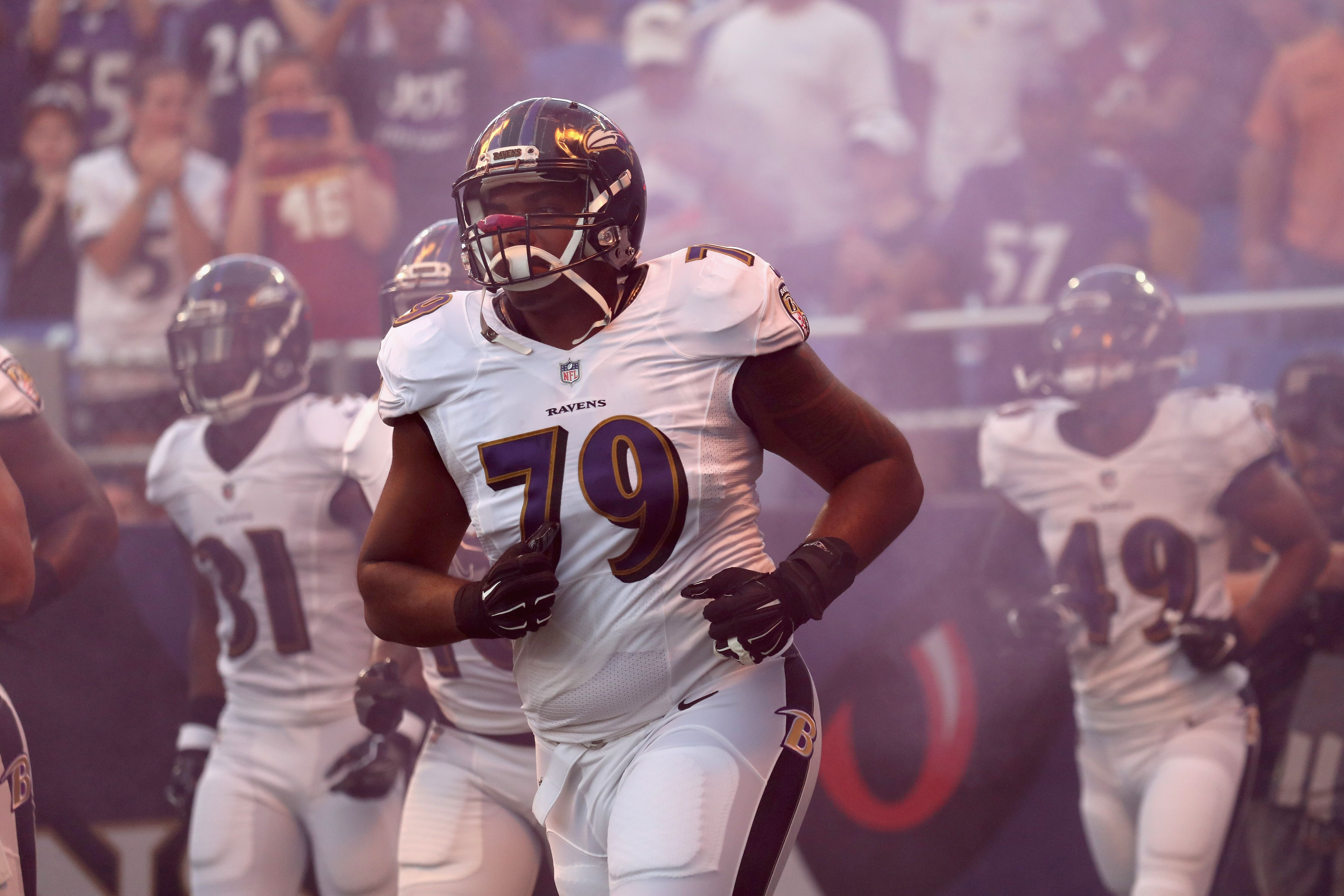 Baltimore Ravens  Injuries will have huge impact against Steelers 5026f590b645