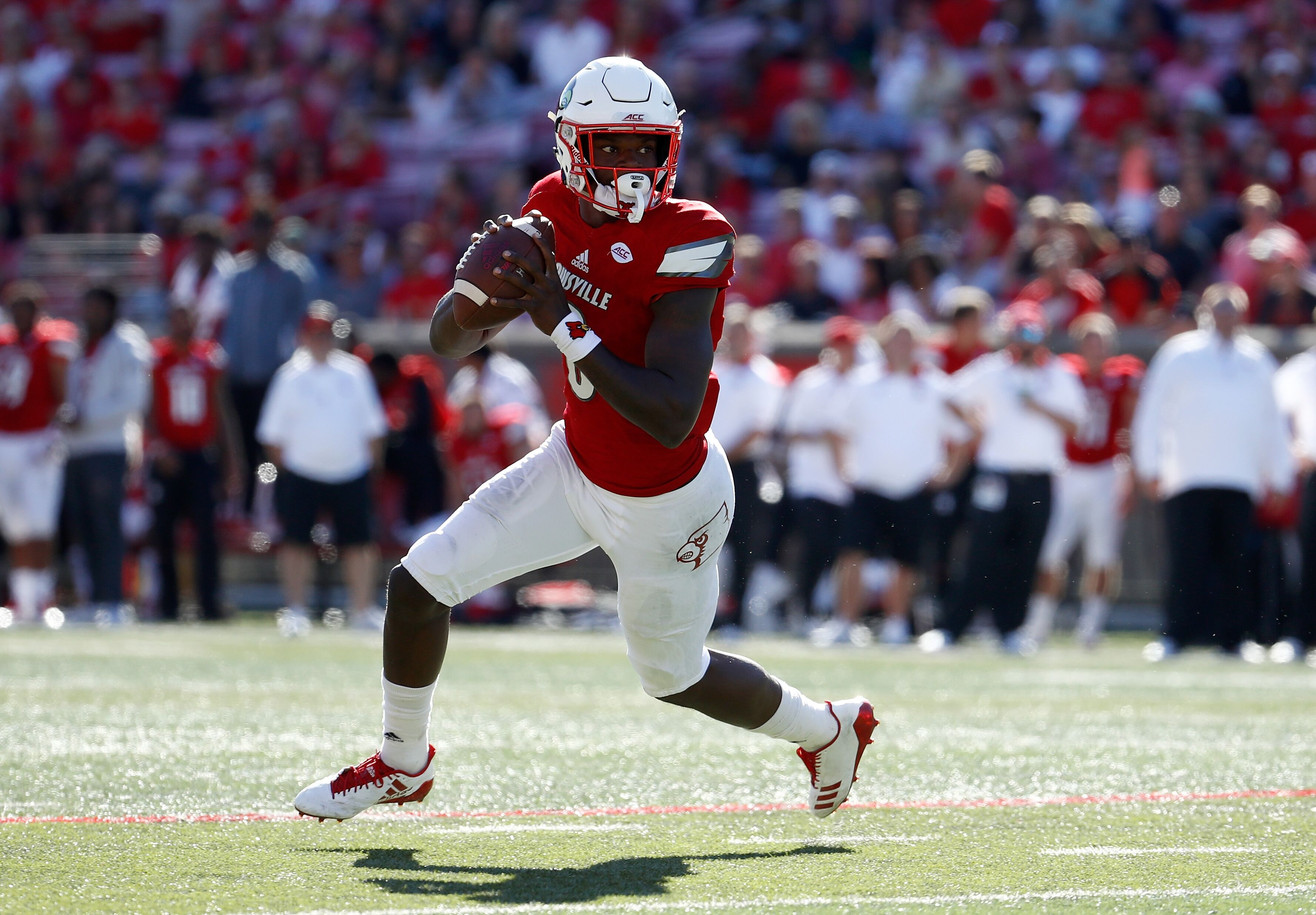 Lamar Jackson is the player from the 2018 NFL Draft that has the Ravens  most excited. I got to ask the site expert at Big Red Louie some questions  about ... 314f5cd7c