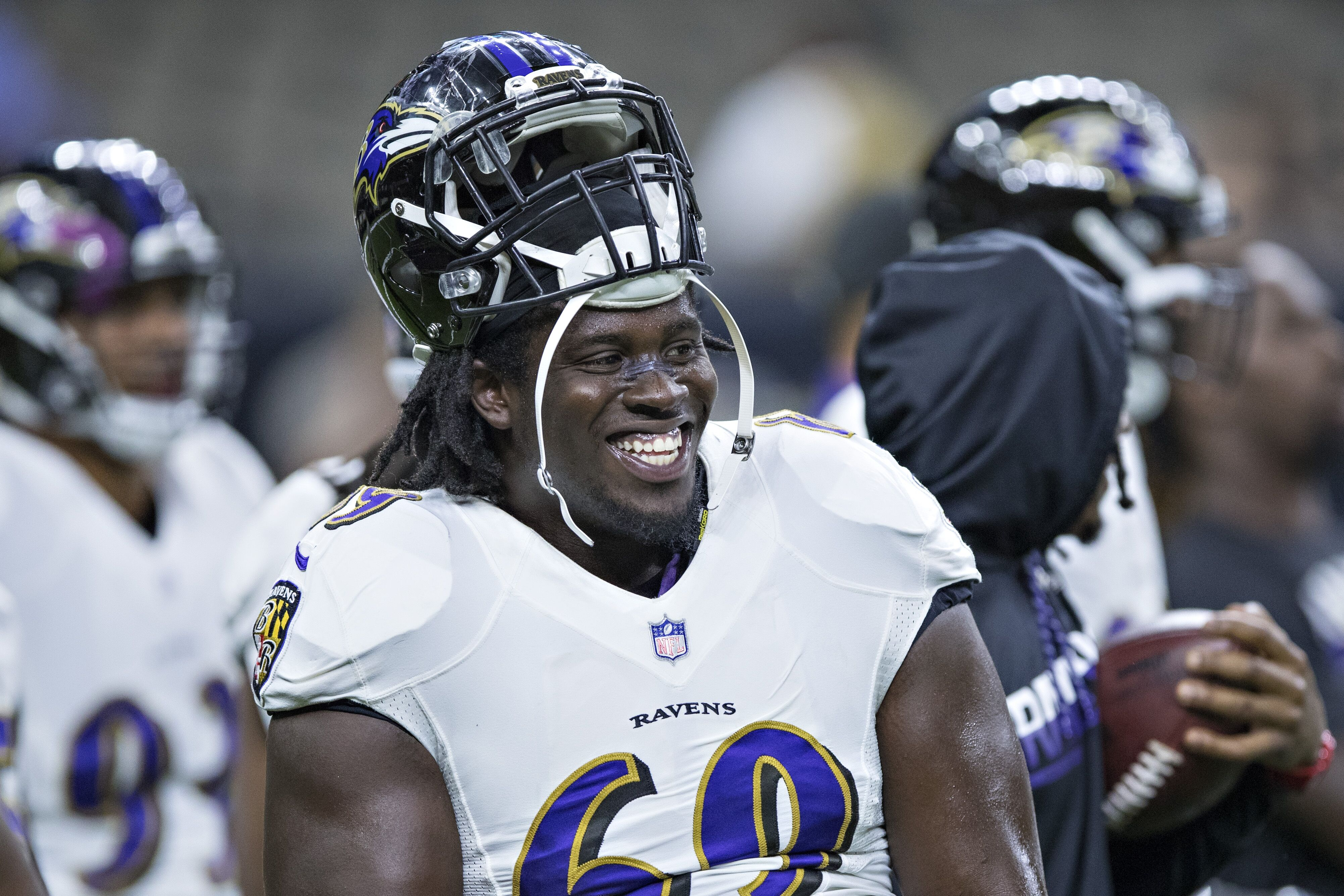 Willie Henry could be ready for a breakout year with the Ravens