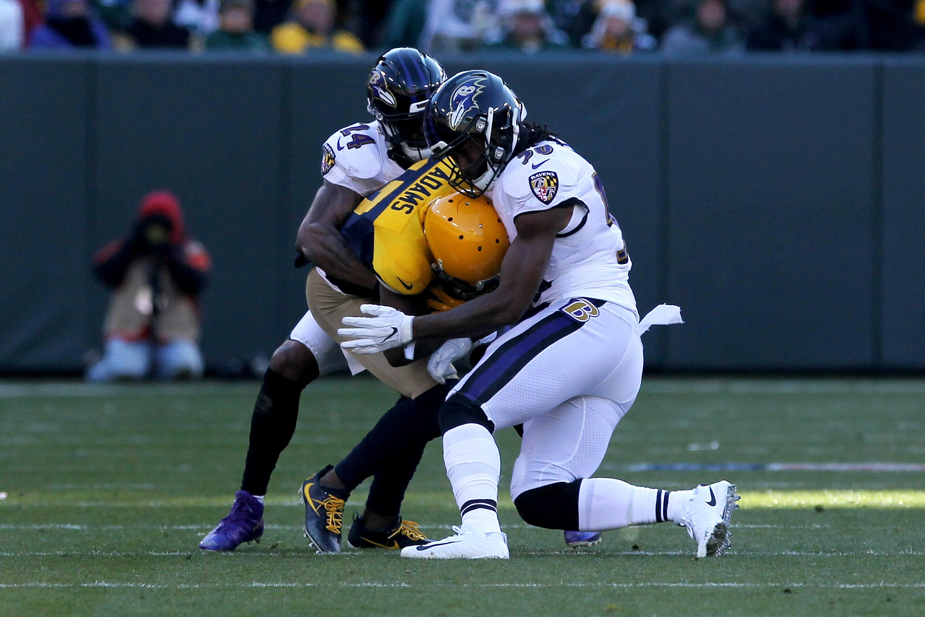 Tim Williams could be poised for a breakout year with Ravens